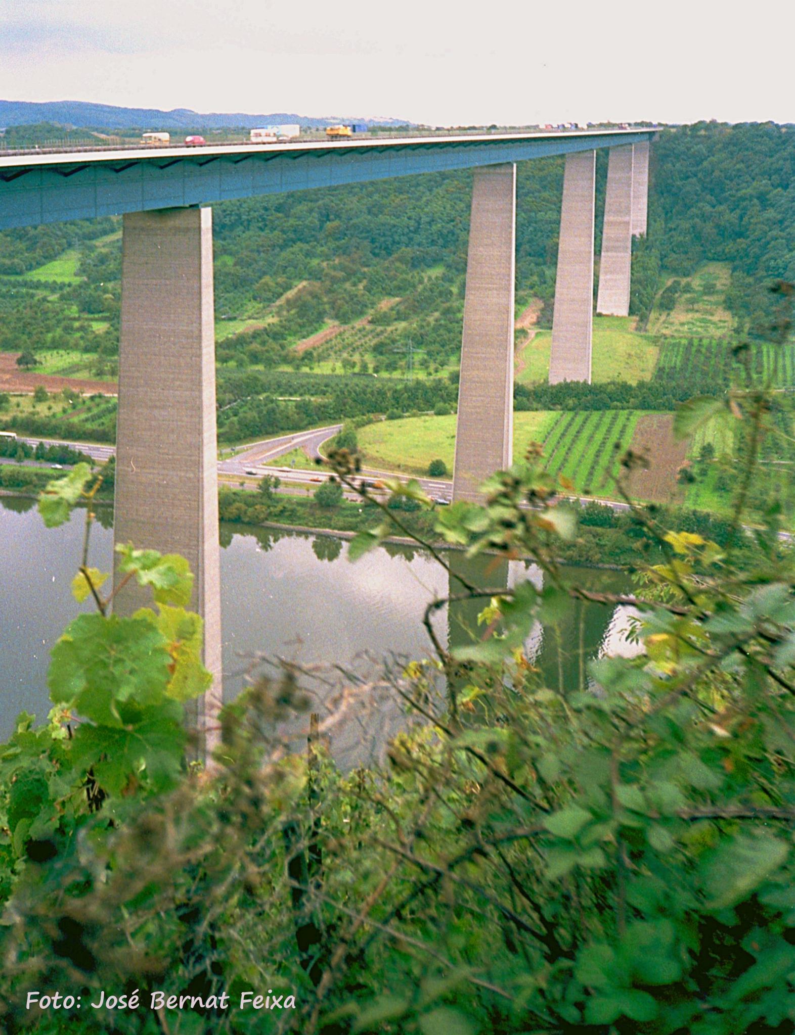 PUENTE, BRUG, BRIDGE,  by José Bernat Feixa