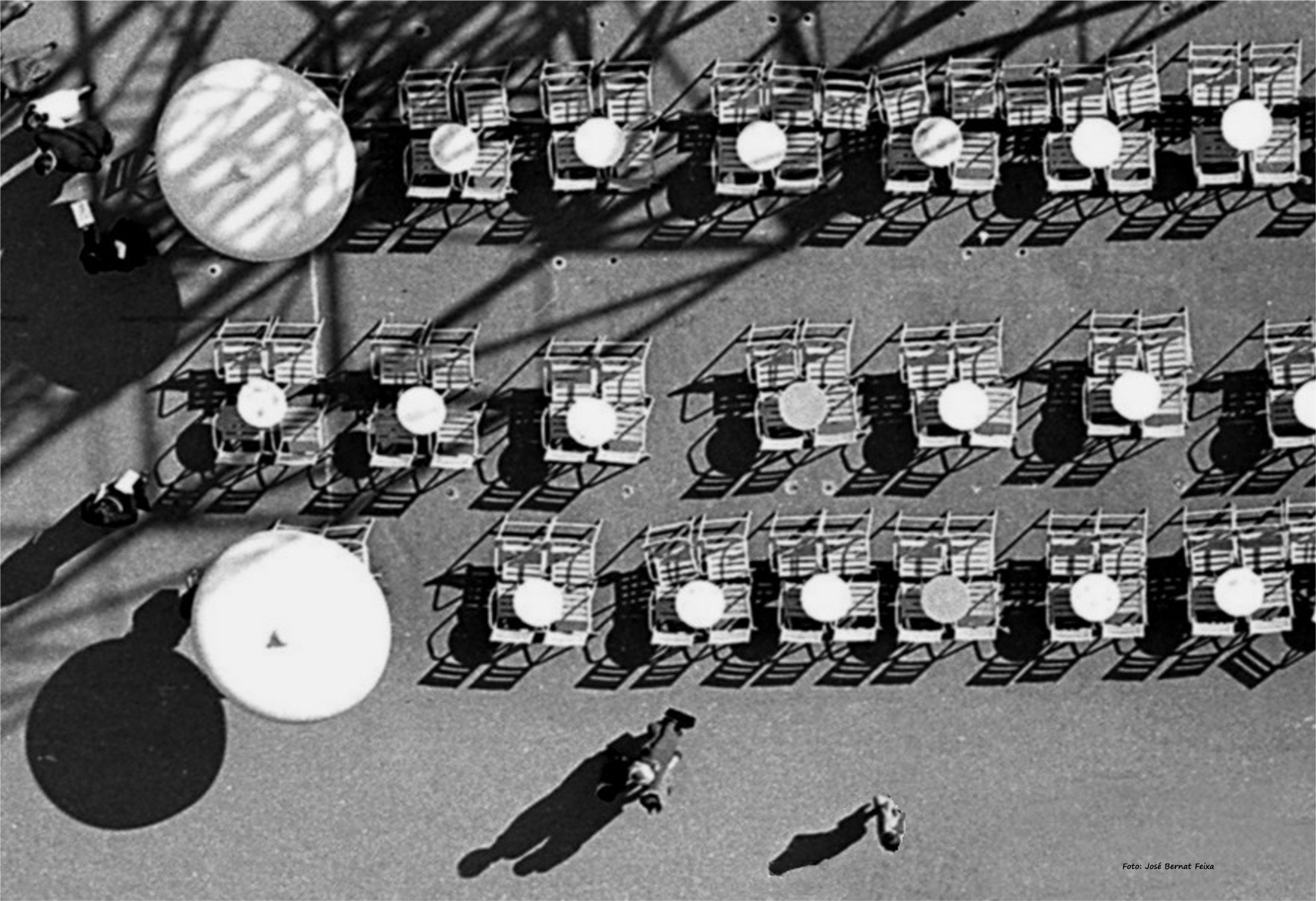 SOMBRAS; SCHADUWEN; SHADOWS (60's) by José Bernat Feixa