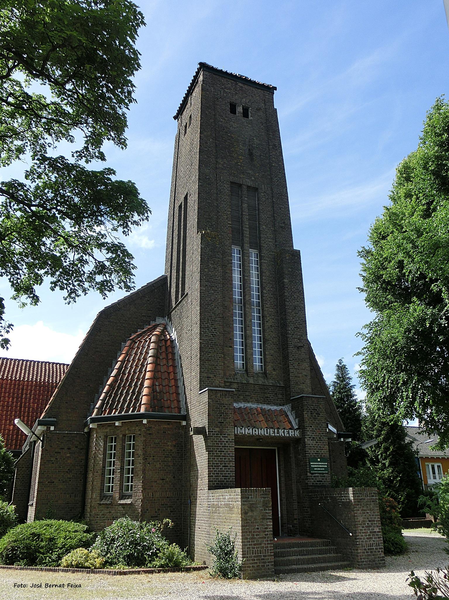 IGLESIA; KERK; CHURCH by José Bernat Feixa