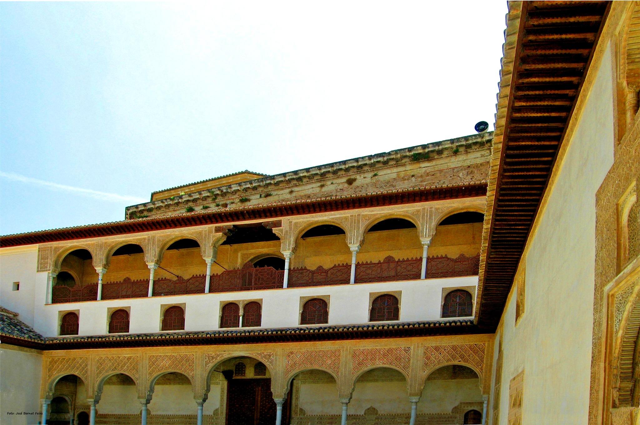 ARQUITECTURA ARÁBIGA ; ARABISCHE ARCHITECTUUR ; ARABIC ARCHITECTURE by José Bernat Feixa
