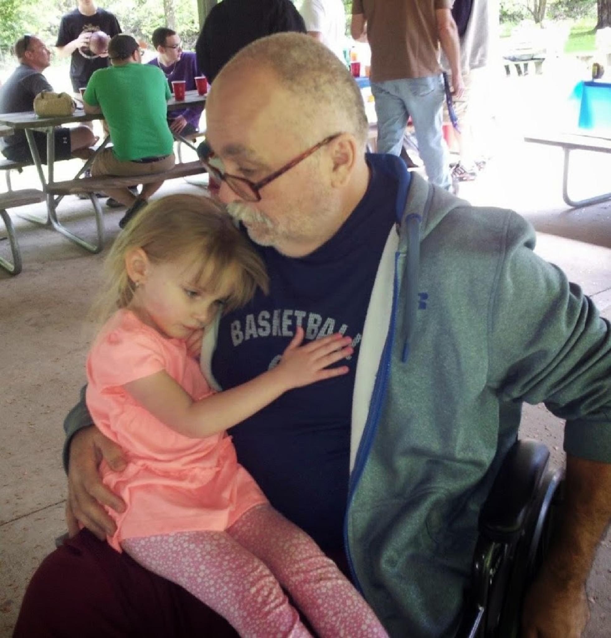 Love my grandpop by kcsmiley3