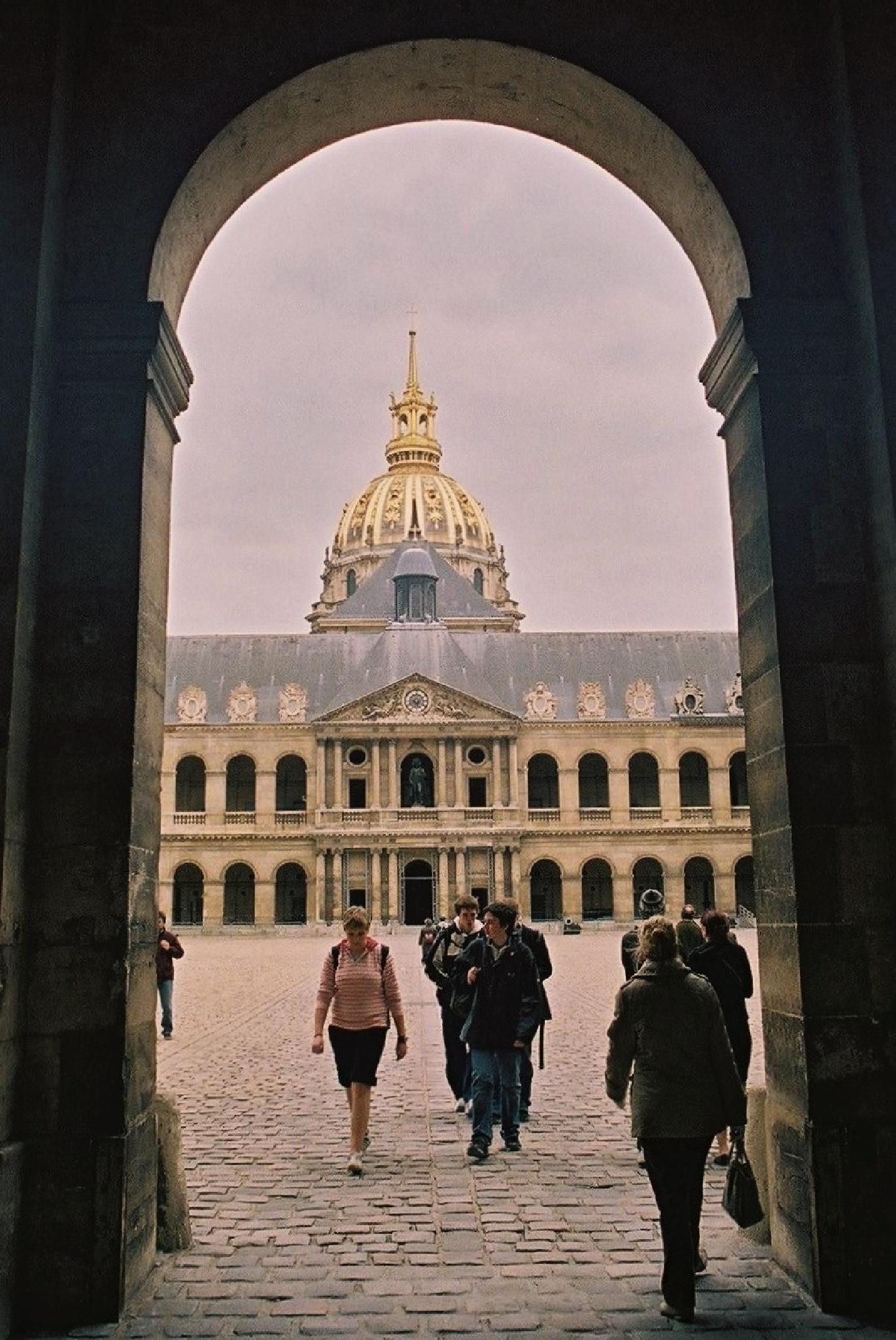 Les Invalides by colin.savidge