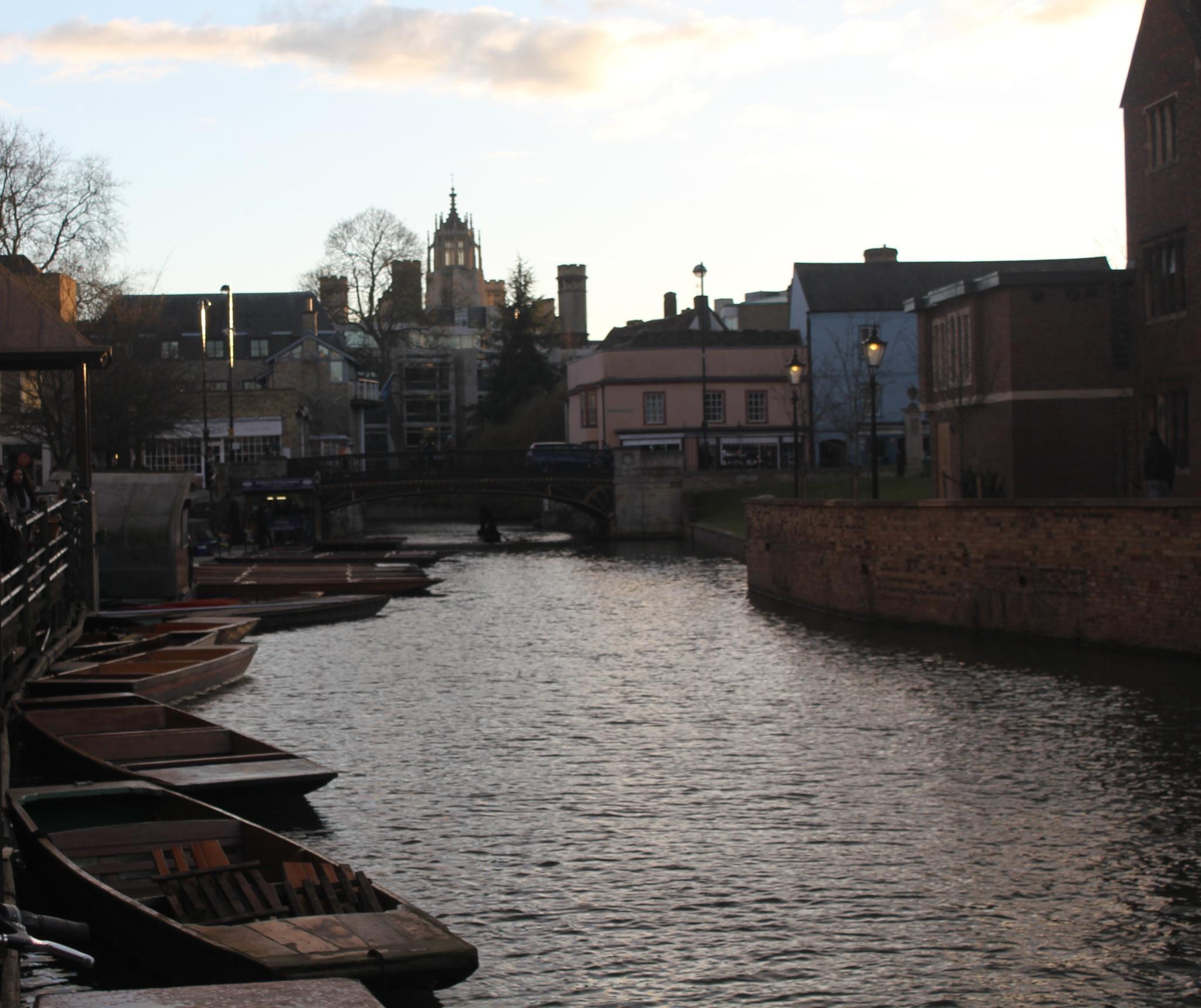 River cam, Cambridge by colin.savidge