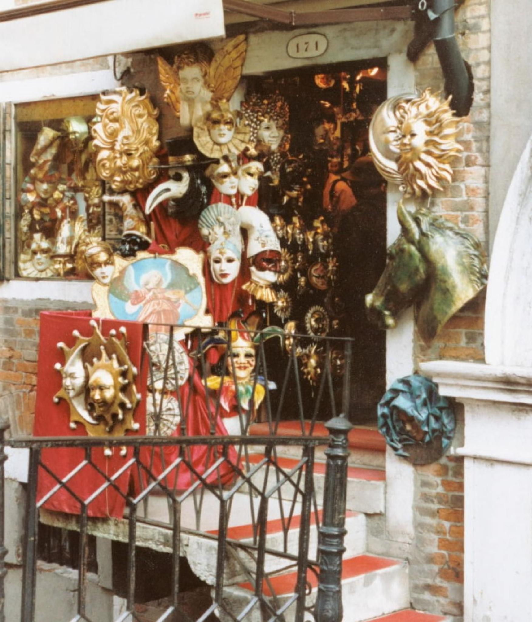 Mask facade by colin.savidge