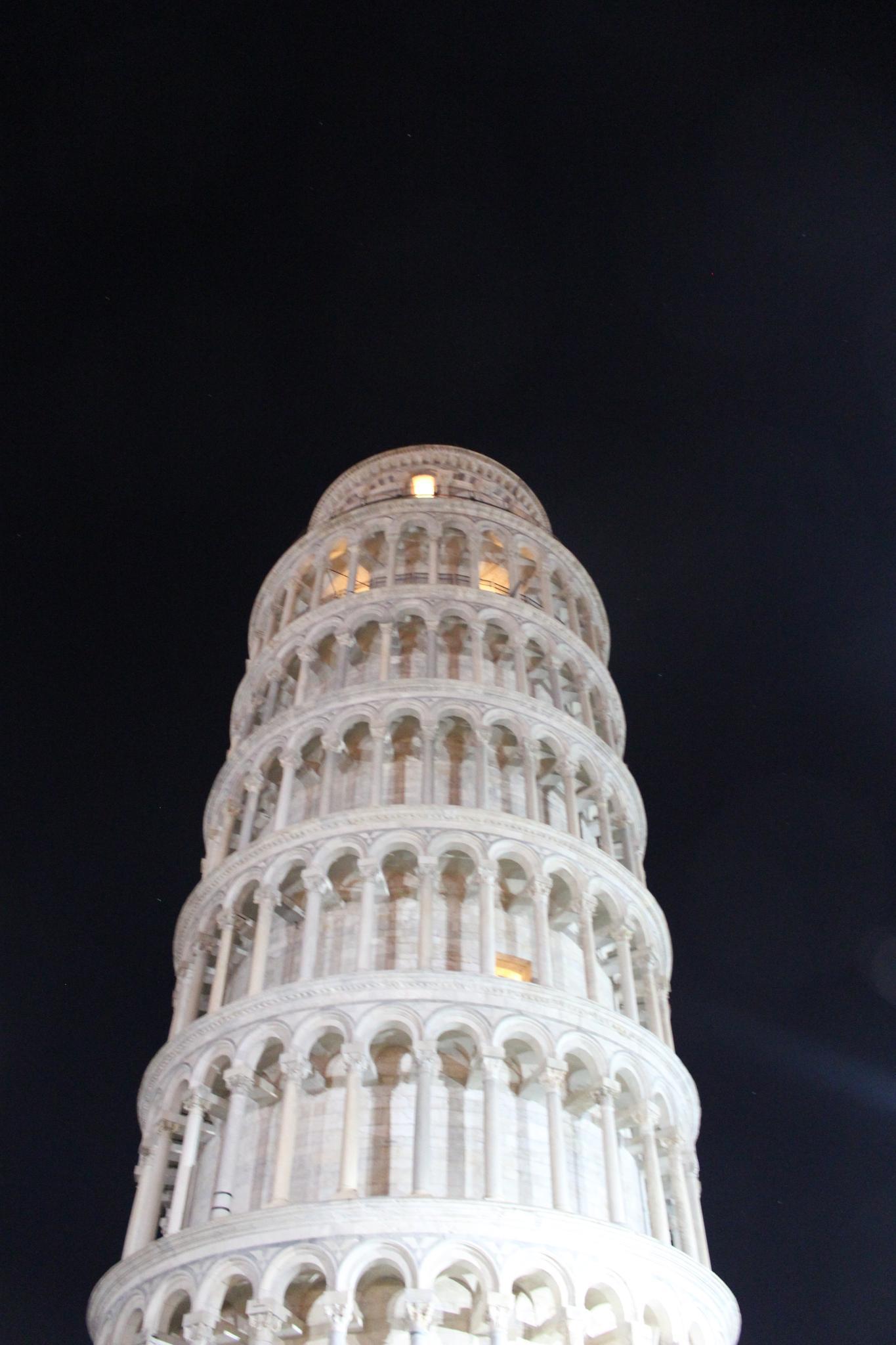 Campanile Pisa by colin.savidge