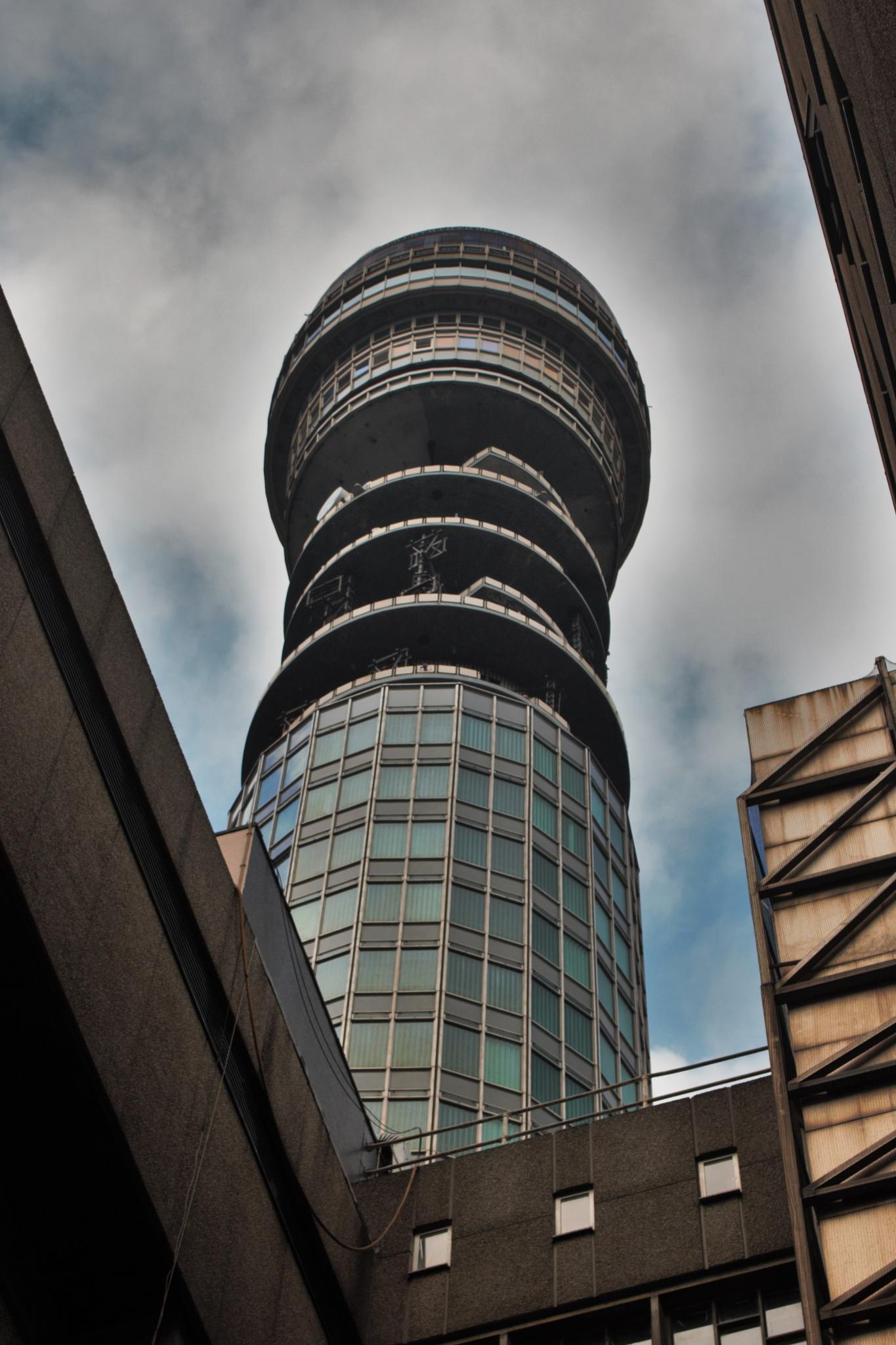 The Post office Tower by colin.savidge