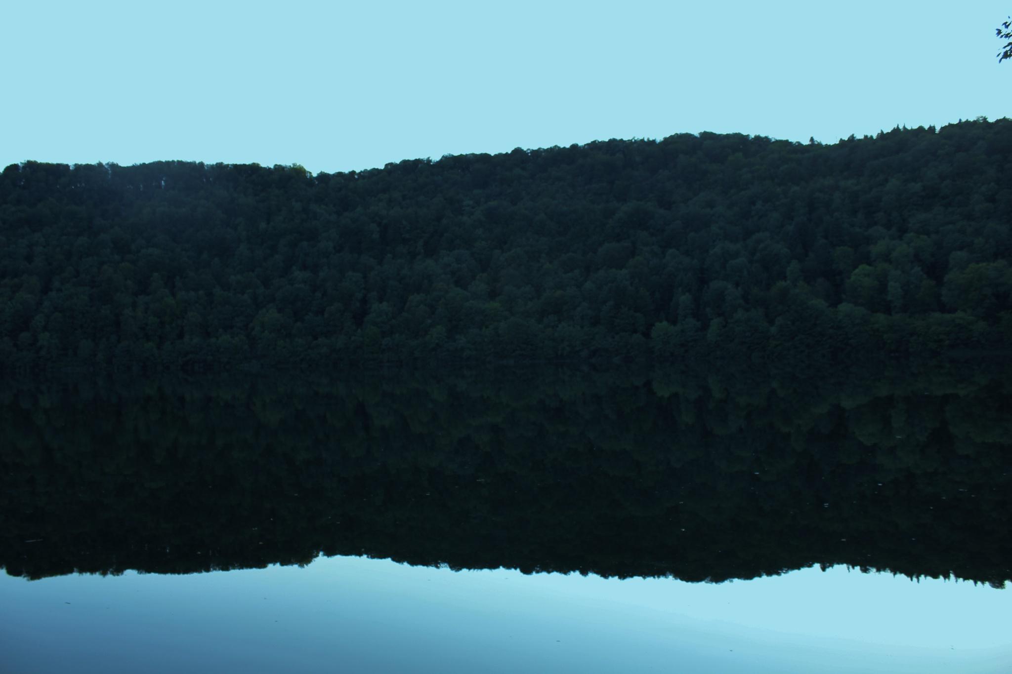 Stillness at Sunset by colin.savidge