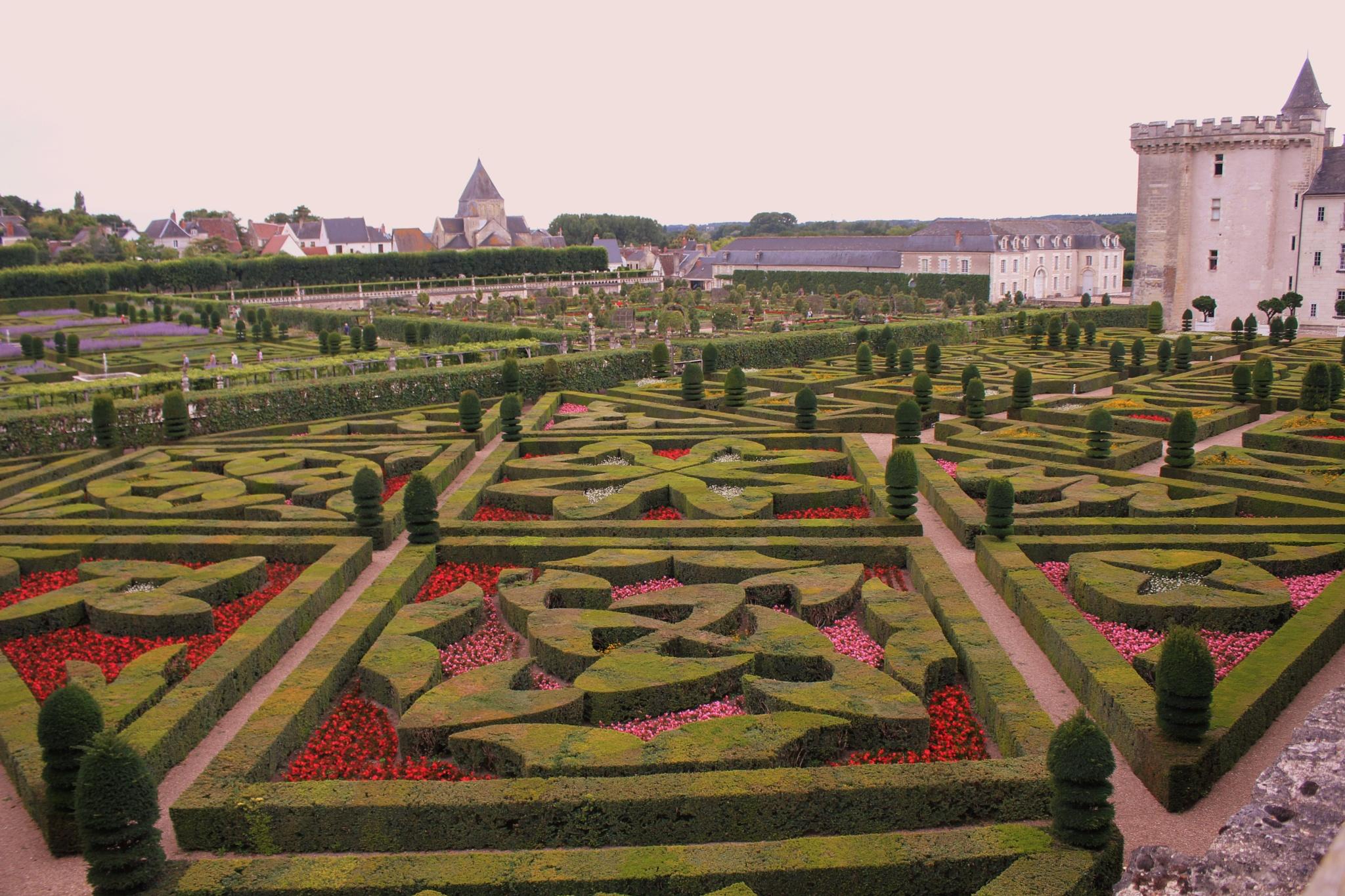 Vilandry Jardin by colin.savidge