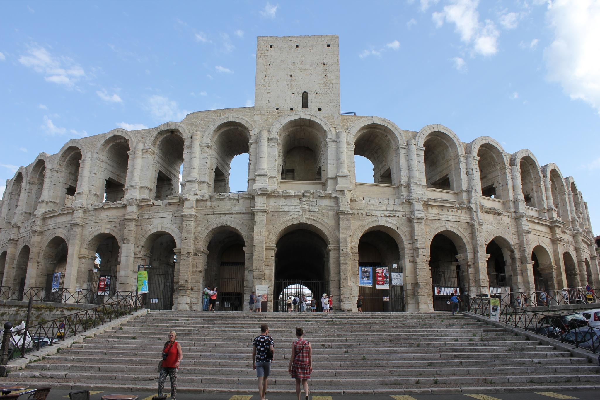 Arles Arena by colin.savidge