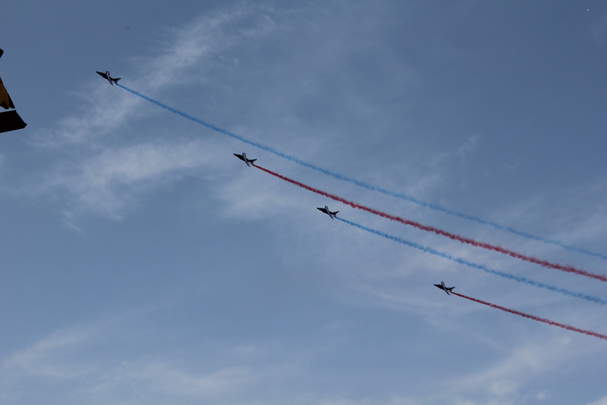 patrouille de france, salon de provence by colin.savidge