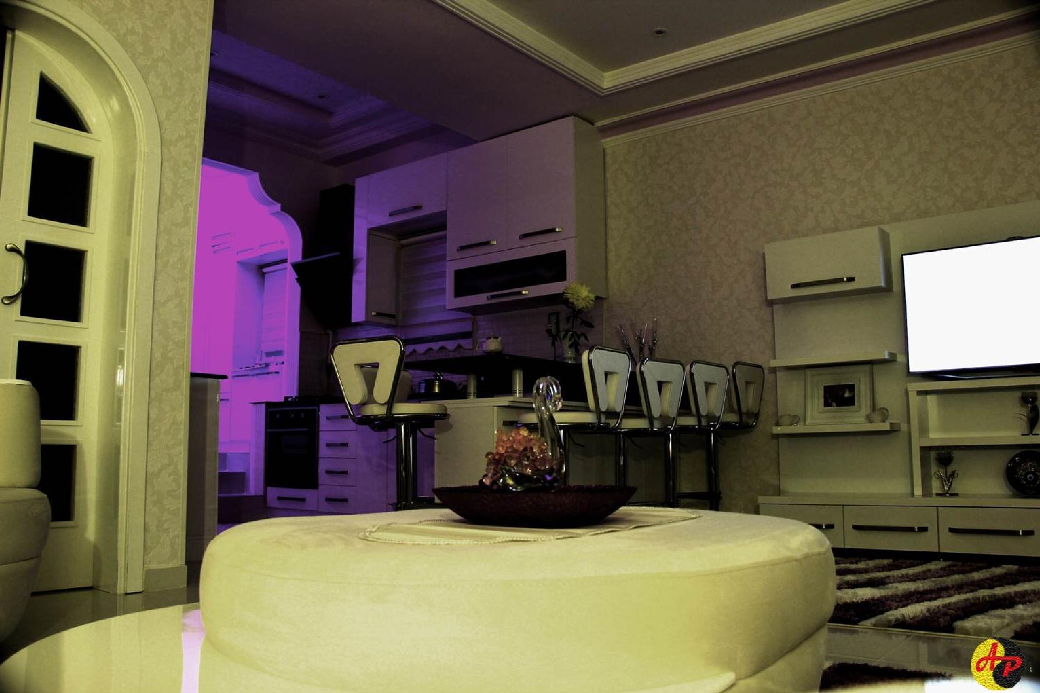 Photo in Interior #kitten #decor #white #design #light