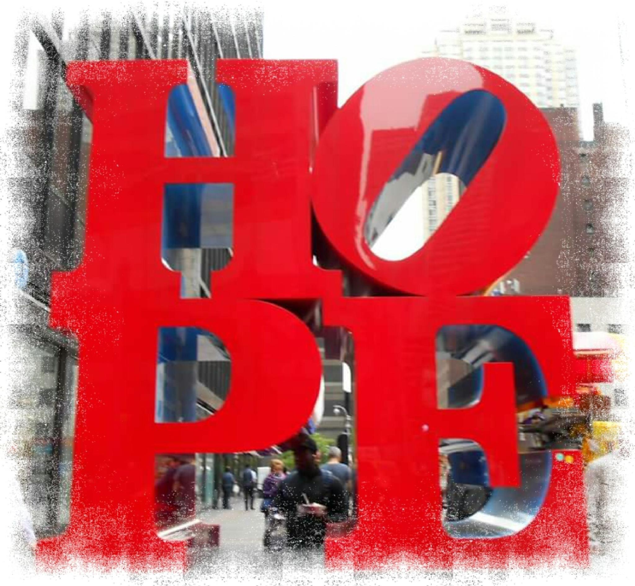 New York HOPE  by tramilo