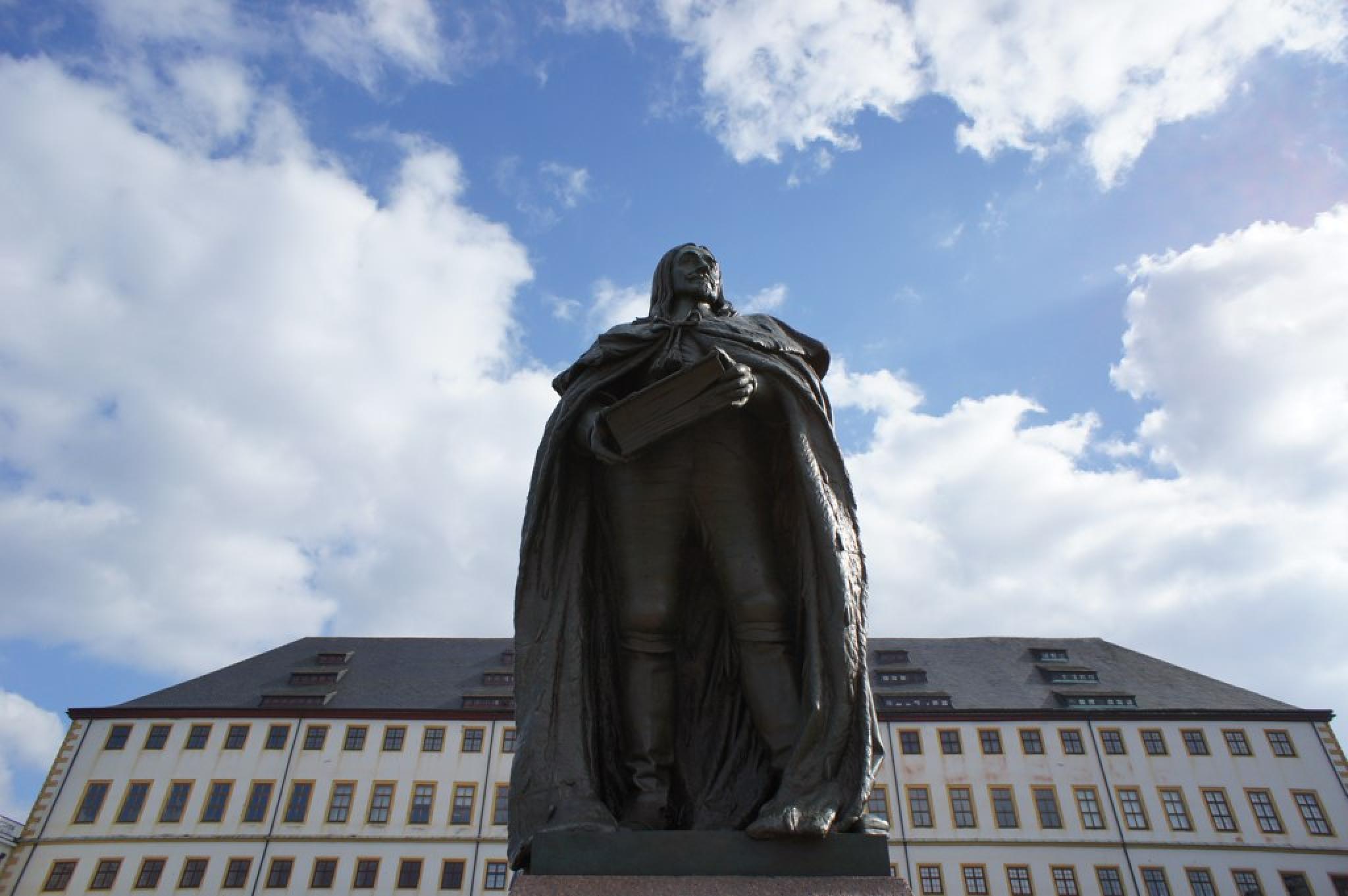 Gotha, Ernst der Fromme, Schloss Friedenstein by pinibit