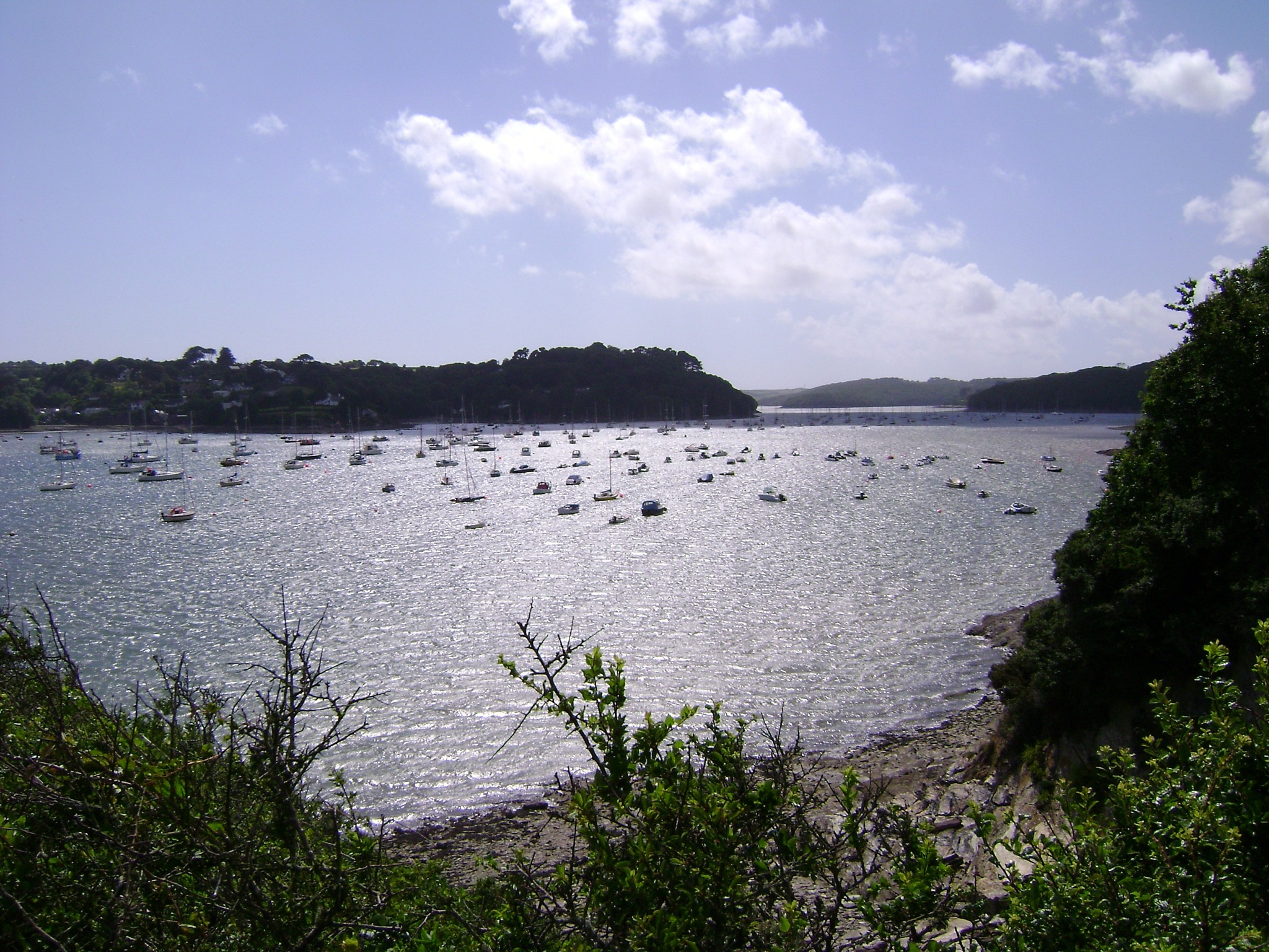 Helford Passage by rob.lloyd.3954