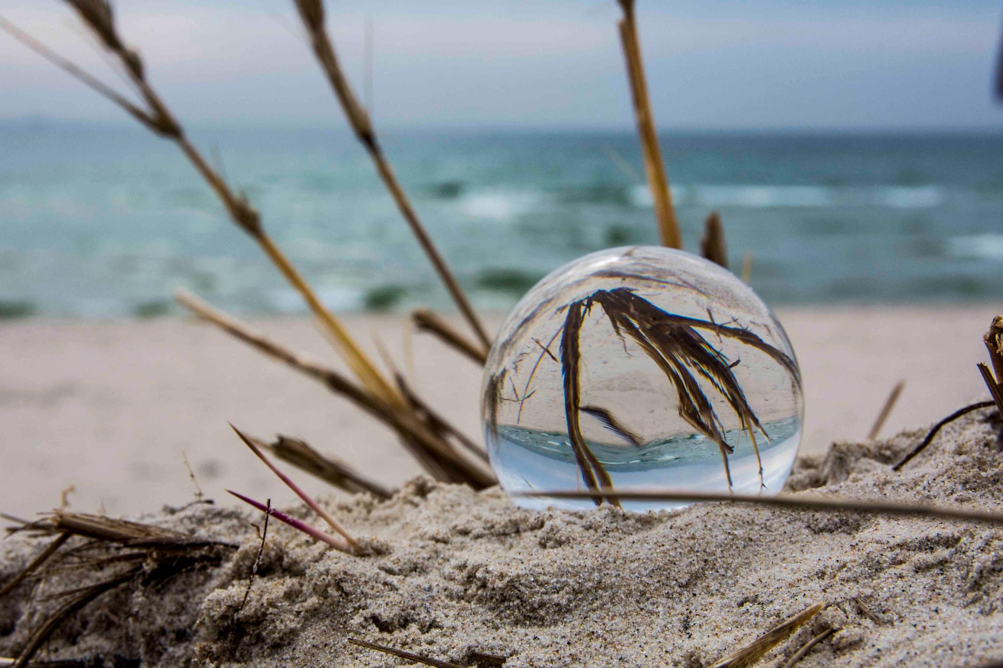 Glass on the Beach by staffan.hakansson.9