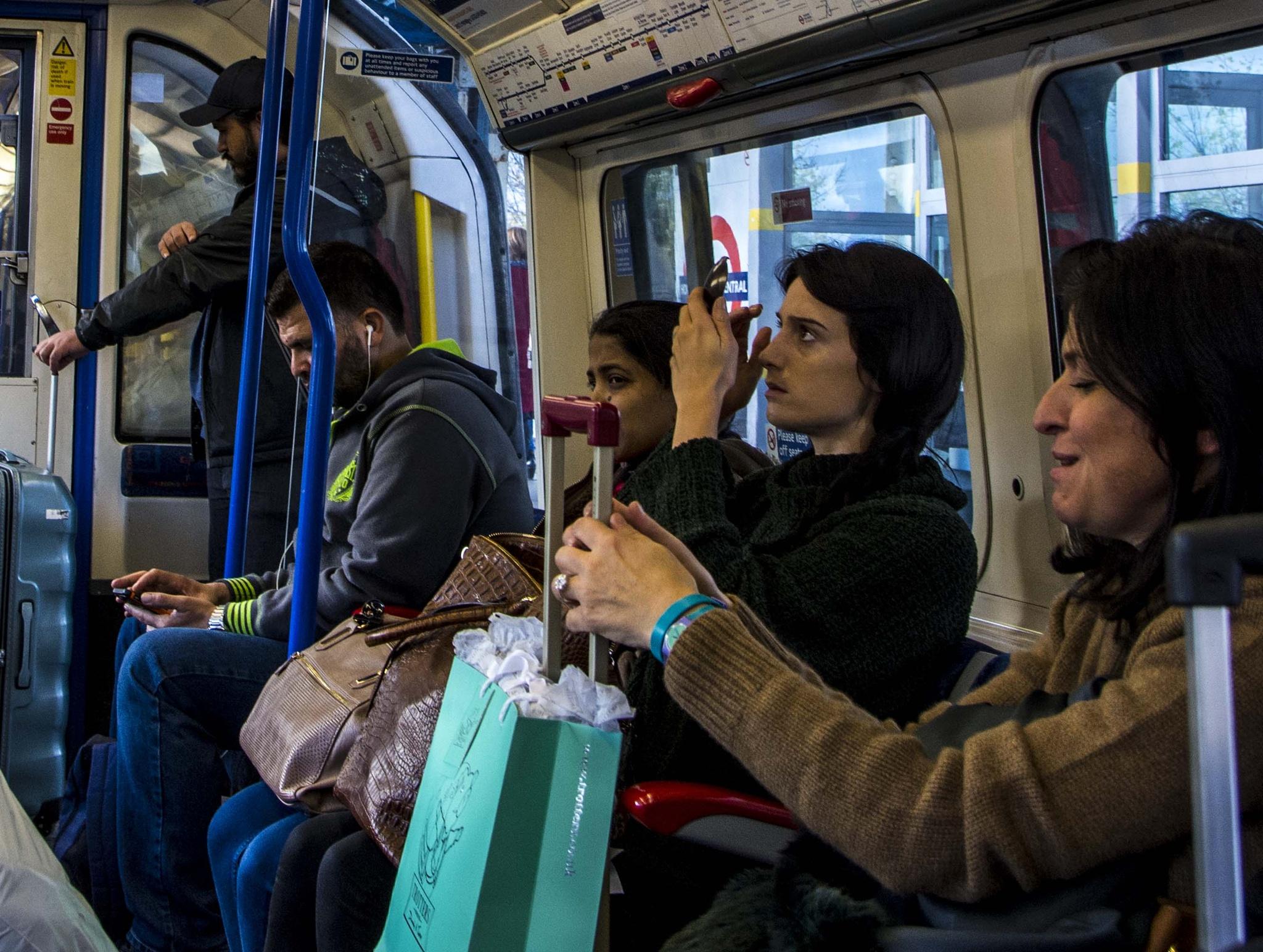 Subway by staffan.hakansson.9