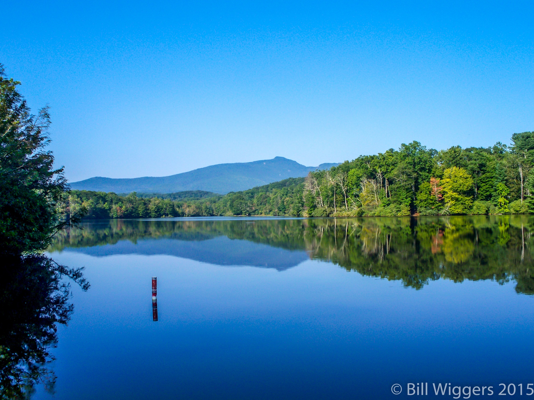 Grandfather Mountain by Bill Wiggers