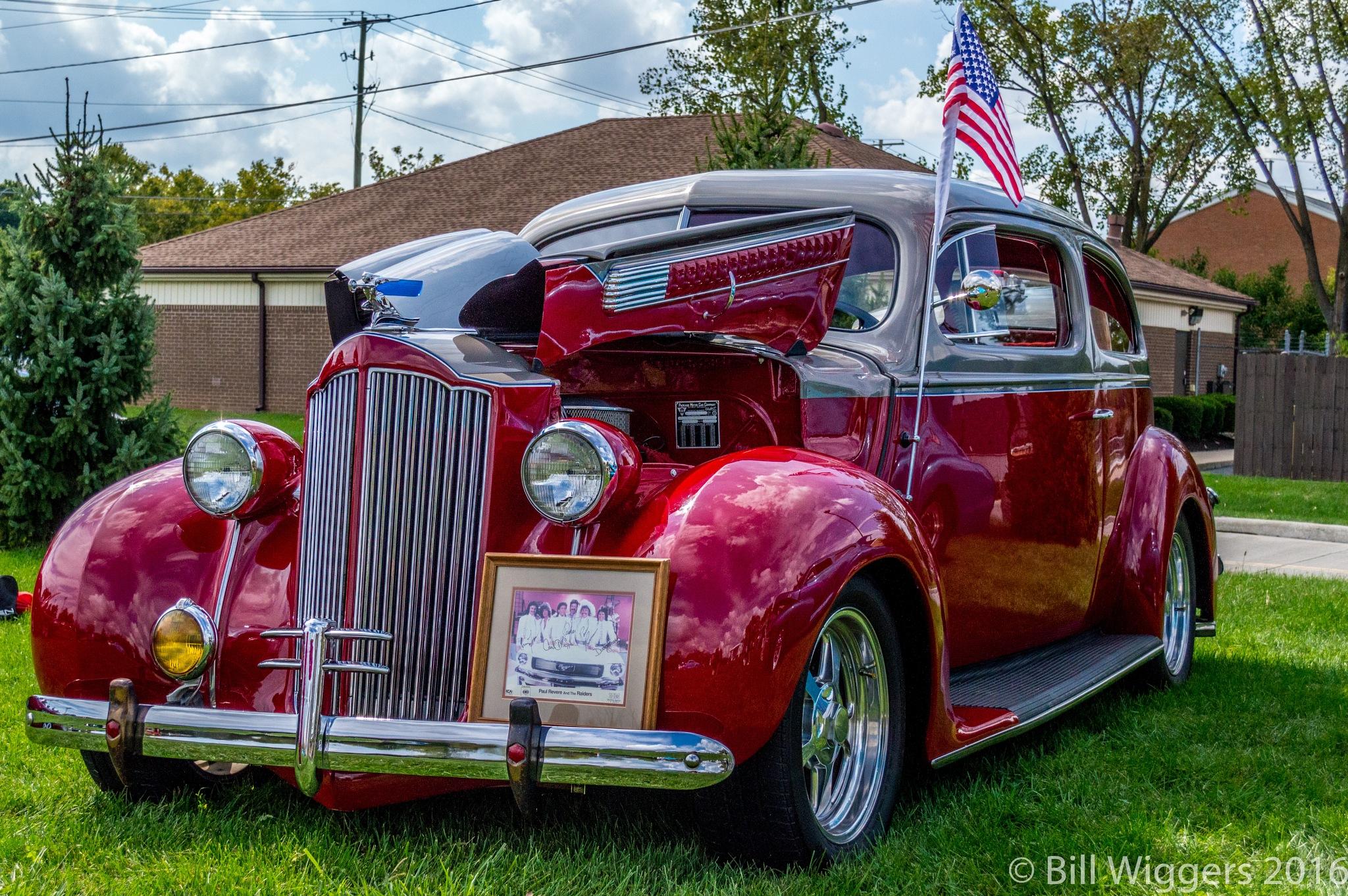 1939 Packard by Bill Wiggers