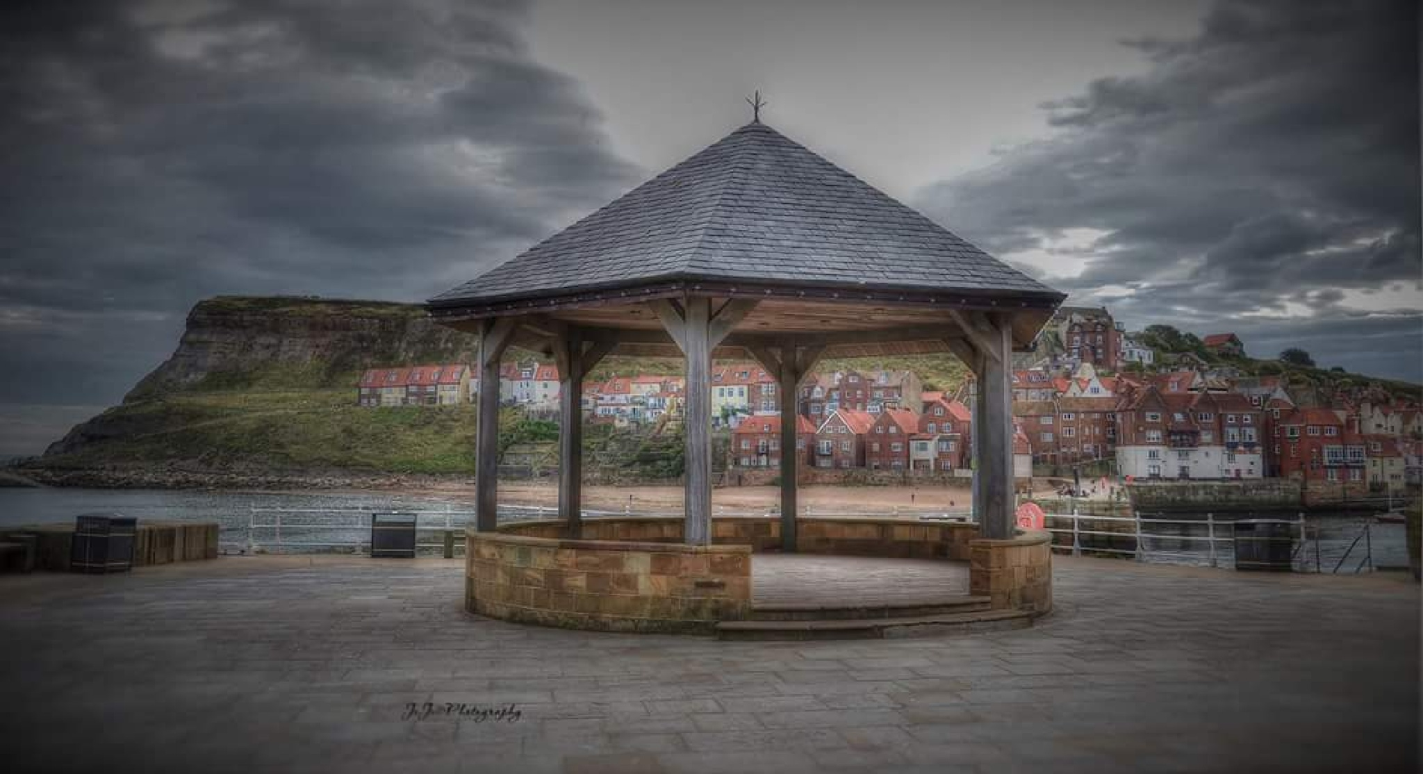 The bandstand  by jo
