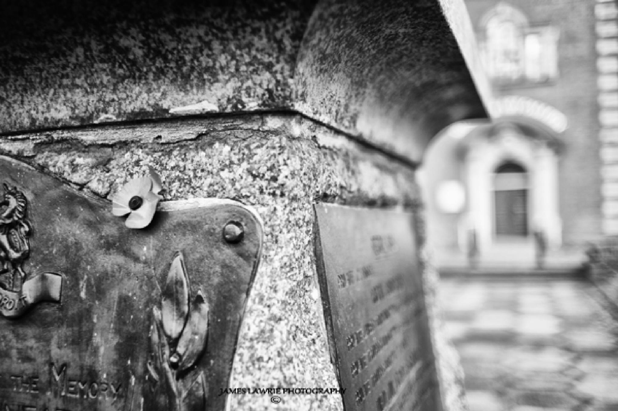 Memorial by James Lawrie