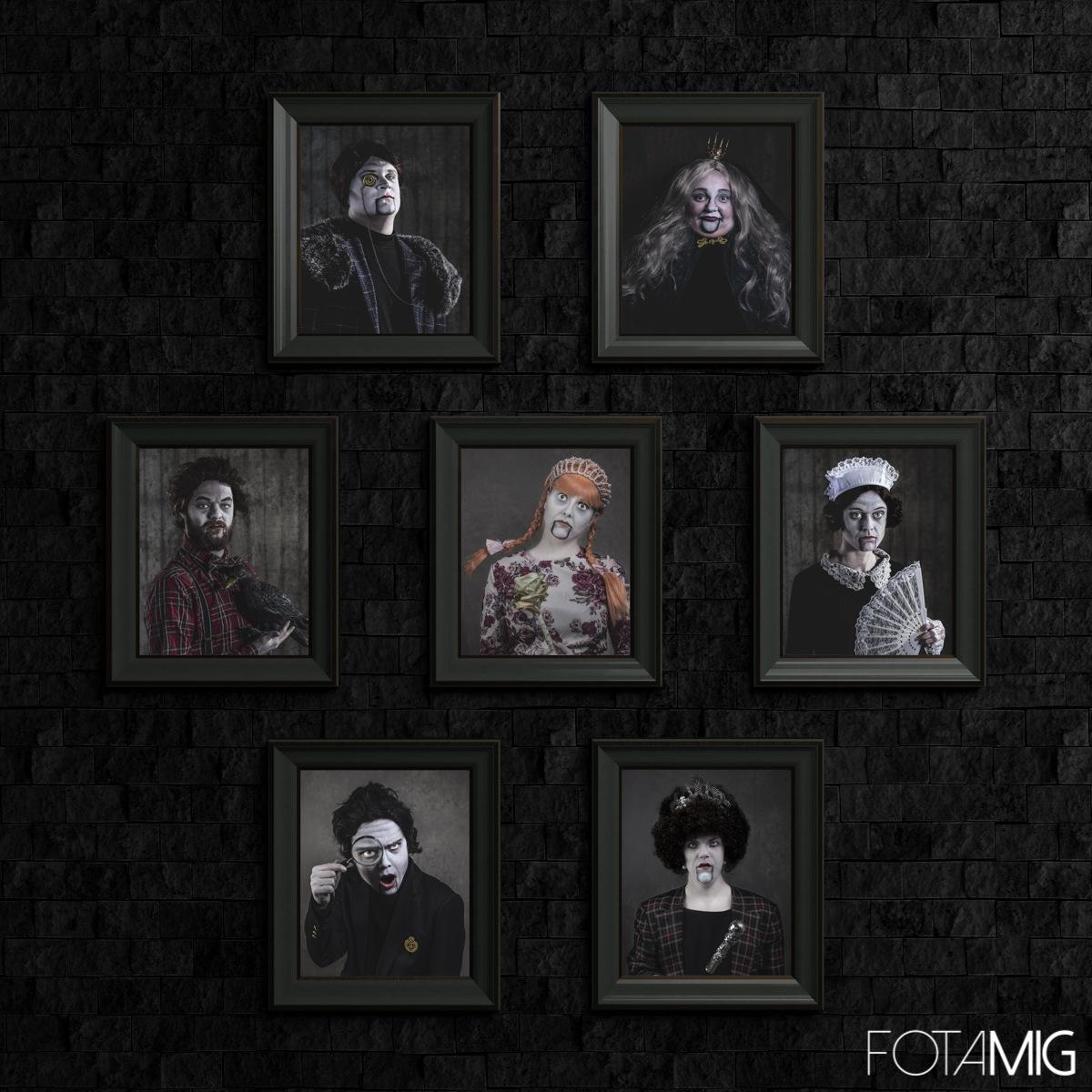 Dark Wall  by isabel.engwall
