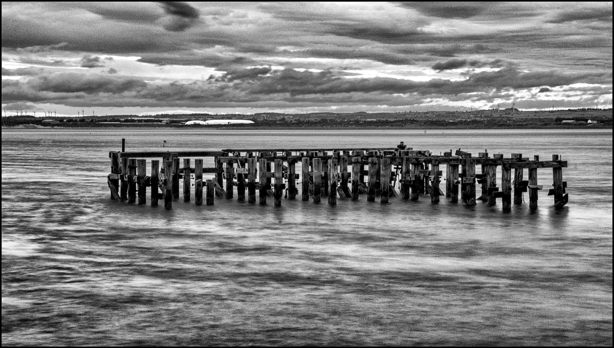 Dilapidated Wharf by martin.davis.5243817