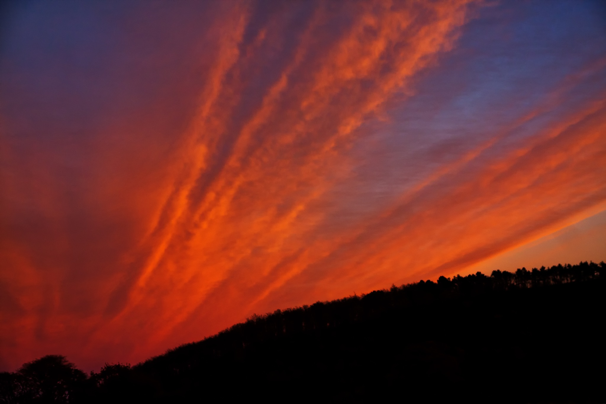 Sunset over North York Moors by martin.davis.5243817