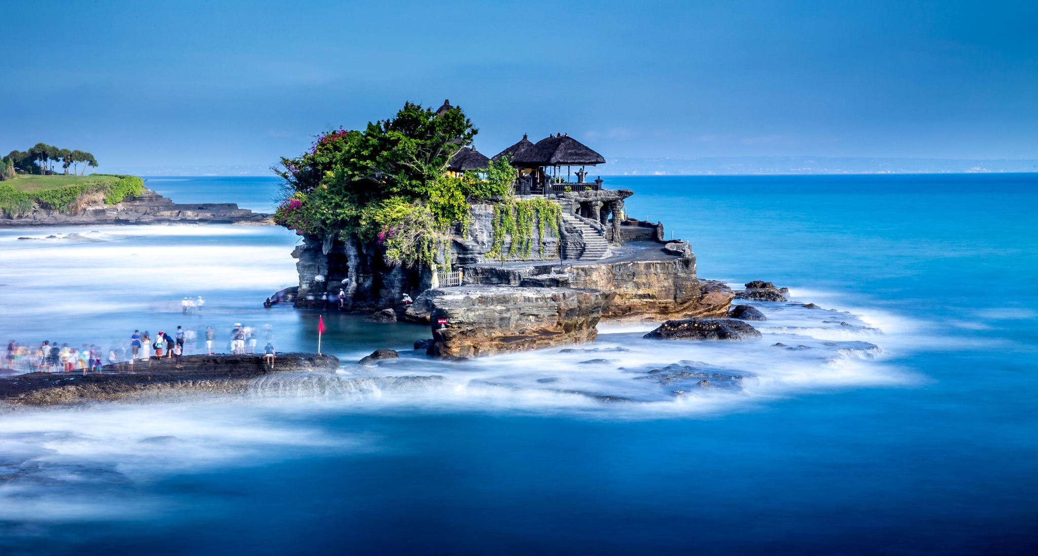 Dreamtime at Tanah Lot  by duane.norrie