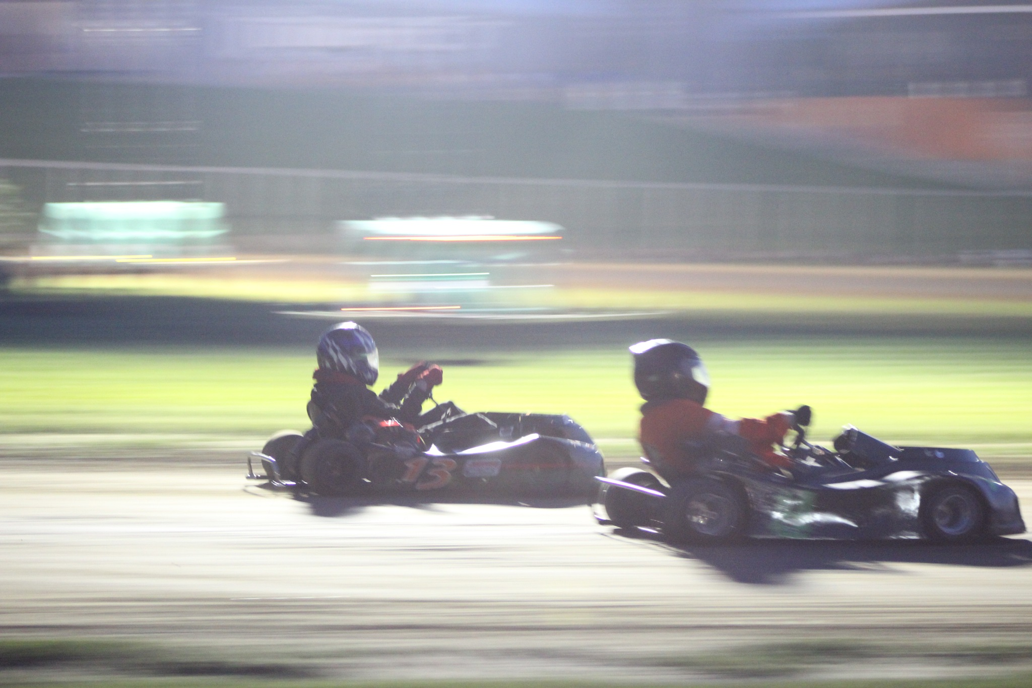 Go Karts by Chaotic Beauty
