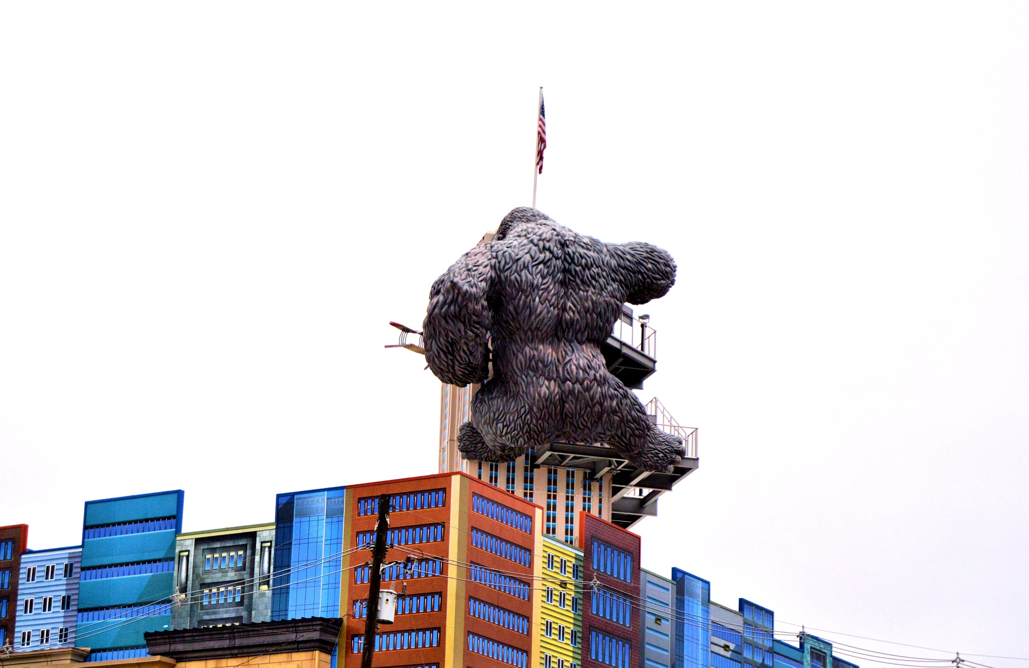 The Return of King Kong! by Jennifer Asher