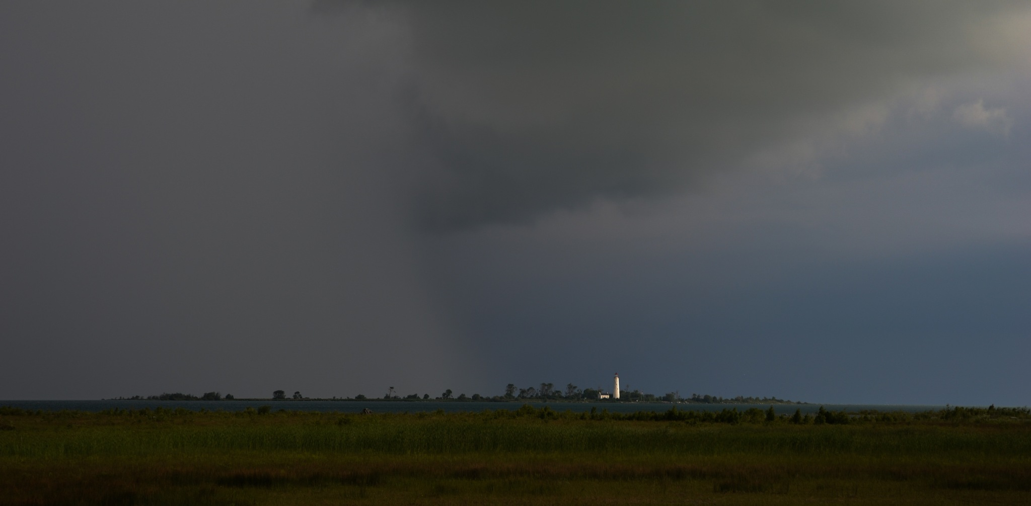 Storm Front by Steve Webb