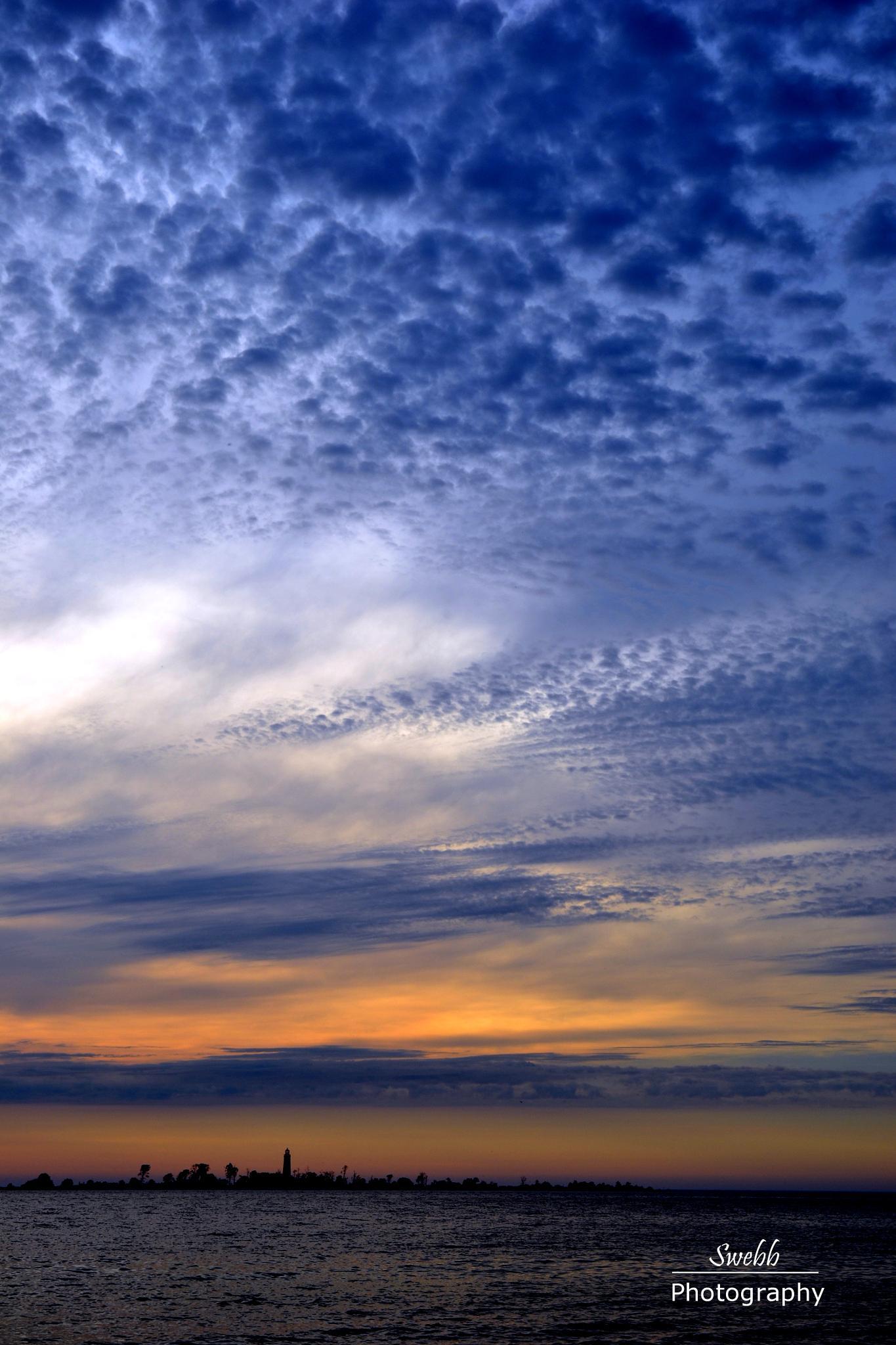After The Sun Sets by Steve Webb