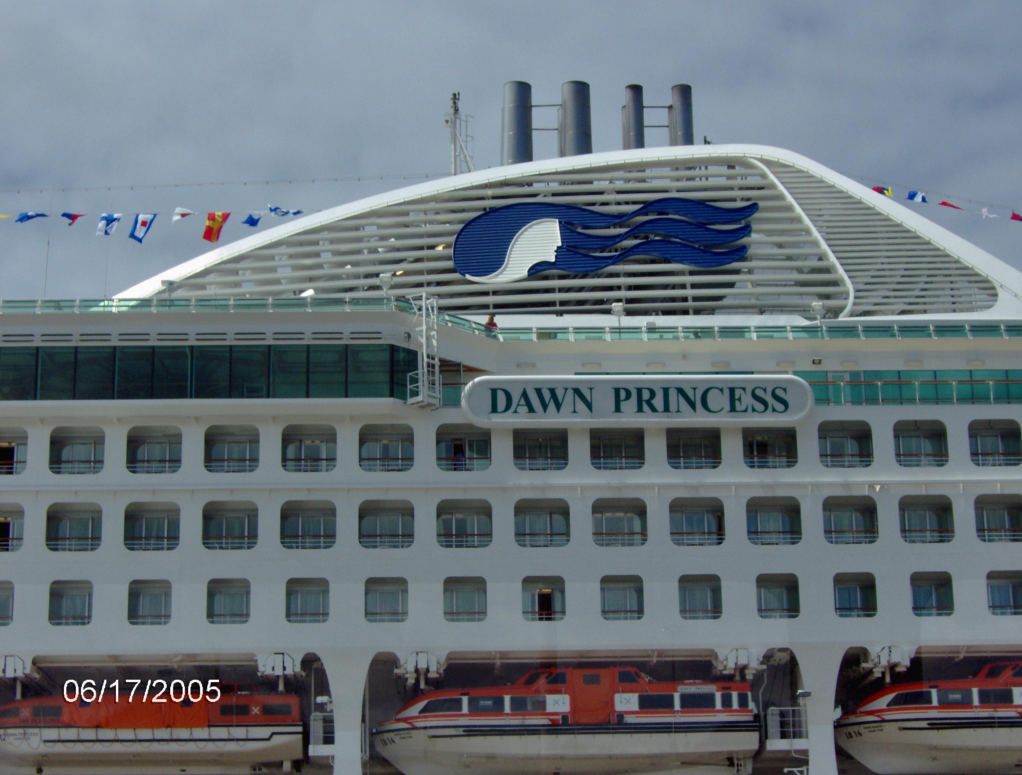Dawn Princess by seshac