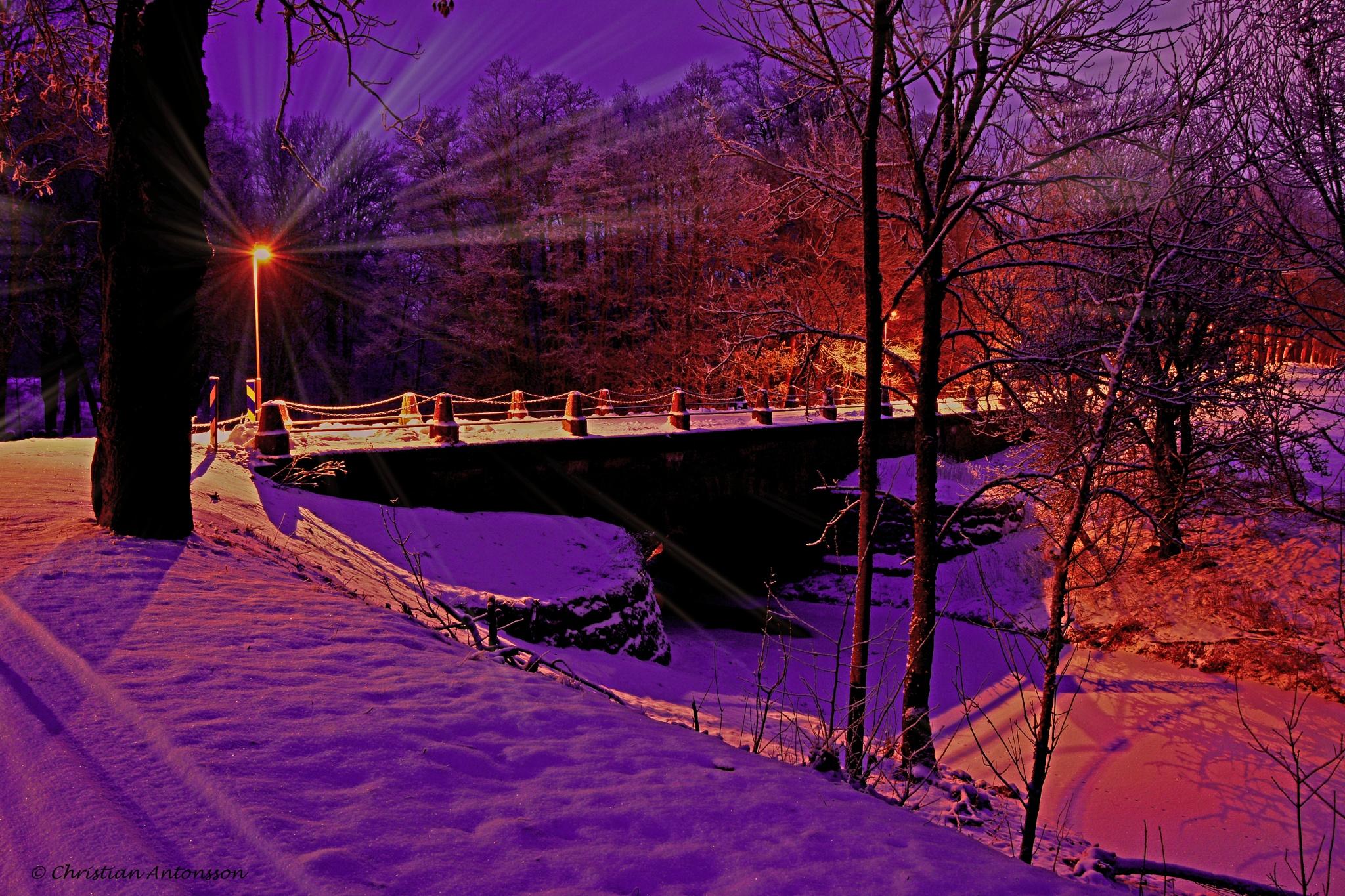Lagerlunda bro by christian.antonsson
