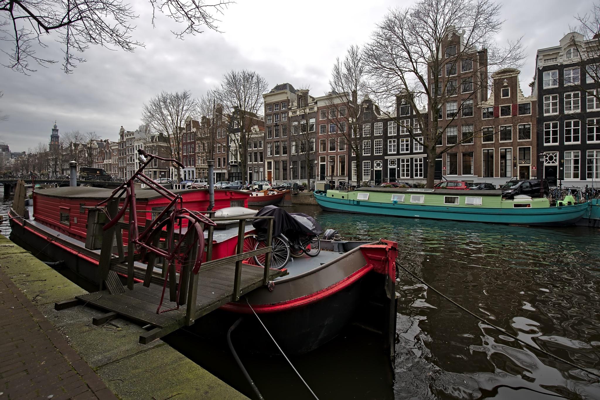 Amsterdam by Anders Weinberg
