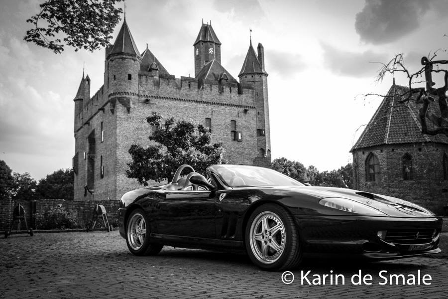 Ferrari by Karin @ Pienter Projects