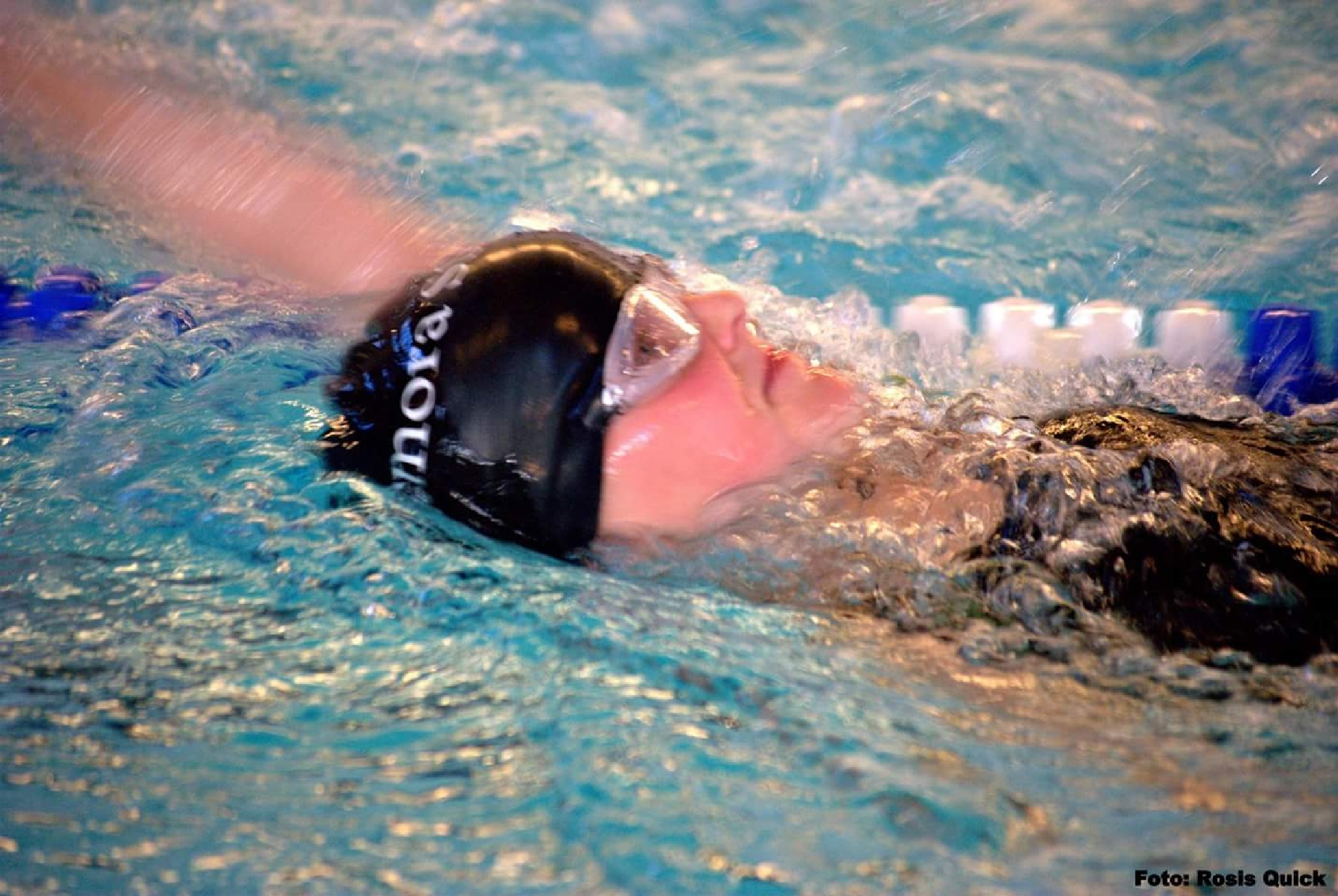 Back stroke  by rosis.quick