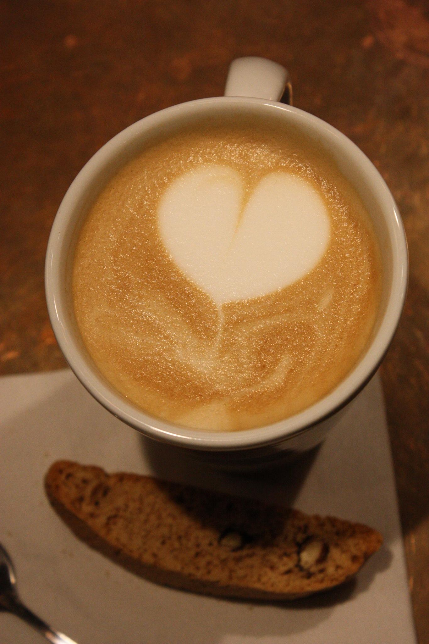 Coffee Latte by karinbelinki