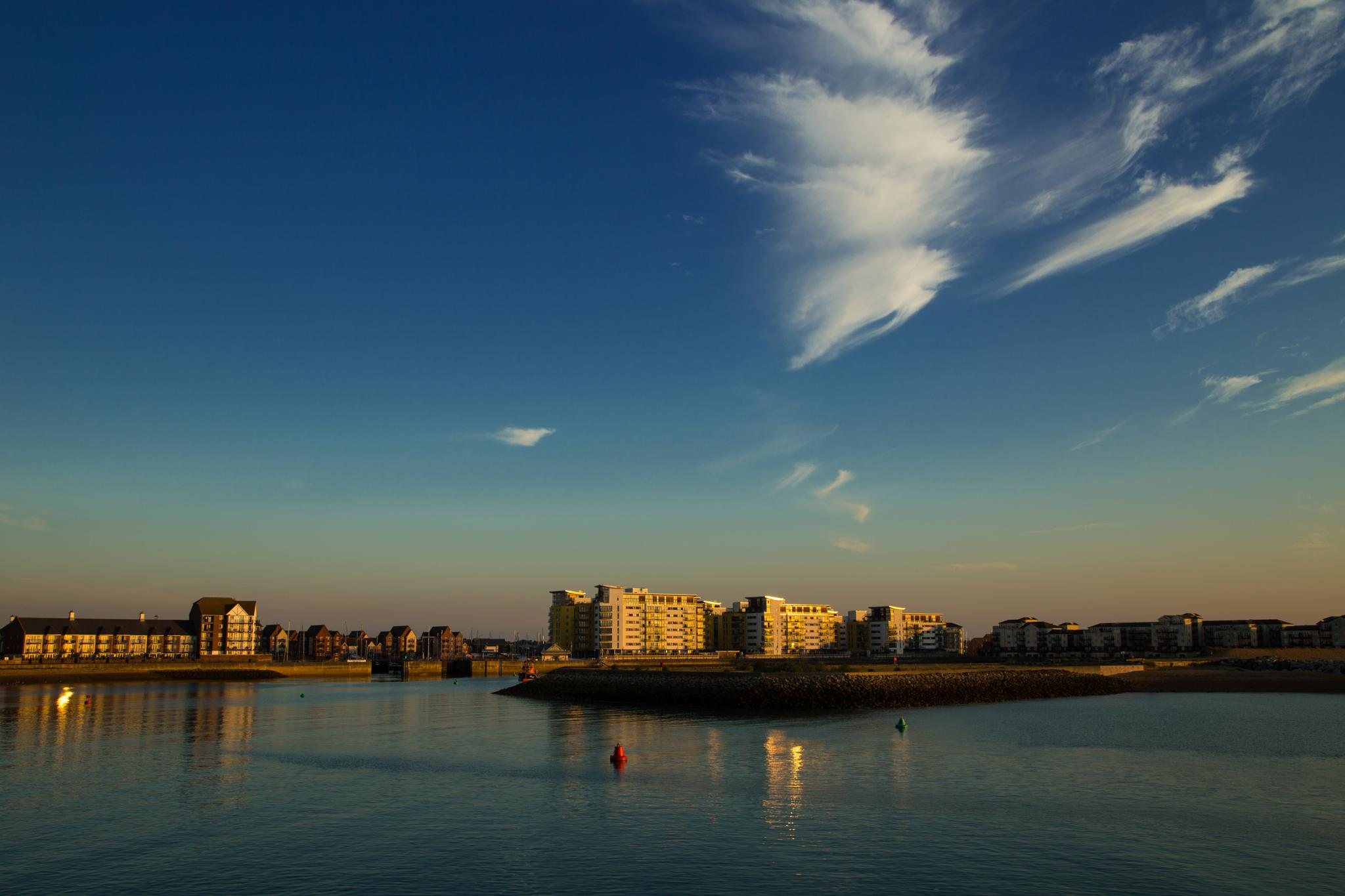 eastbourne marina  by eddie.powell.9809