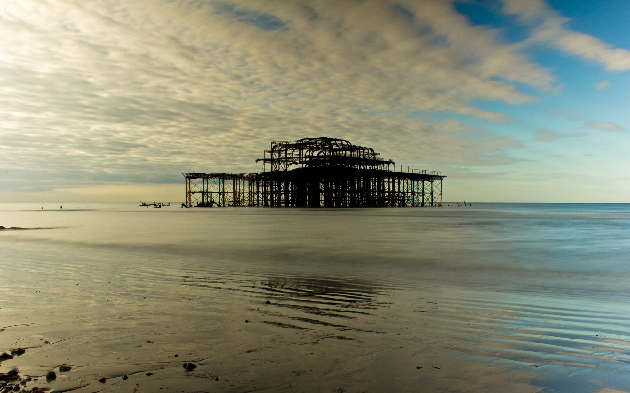 brighton pier  by eddie.powell.9809