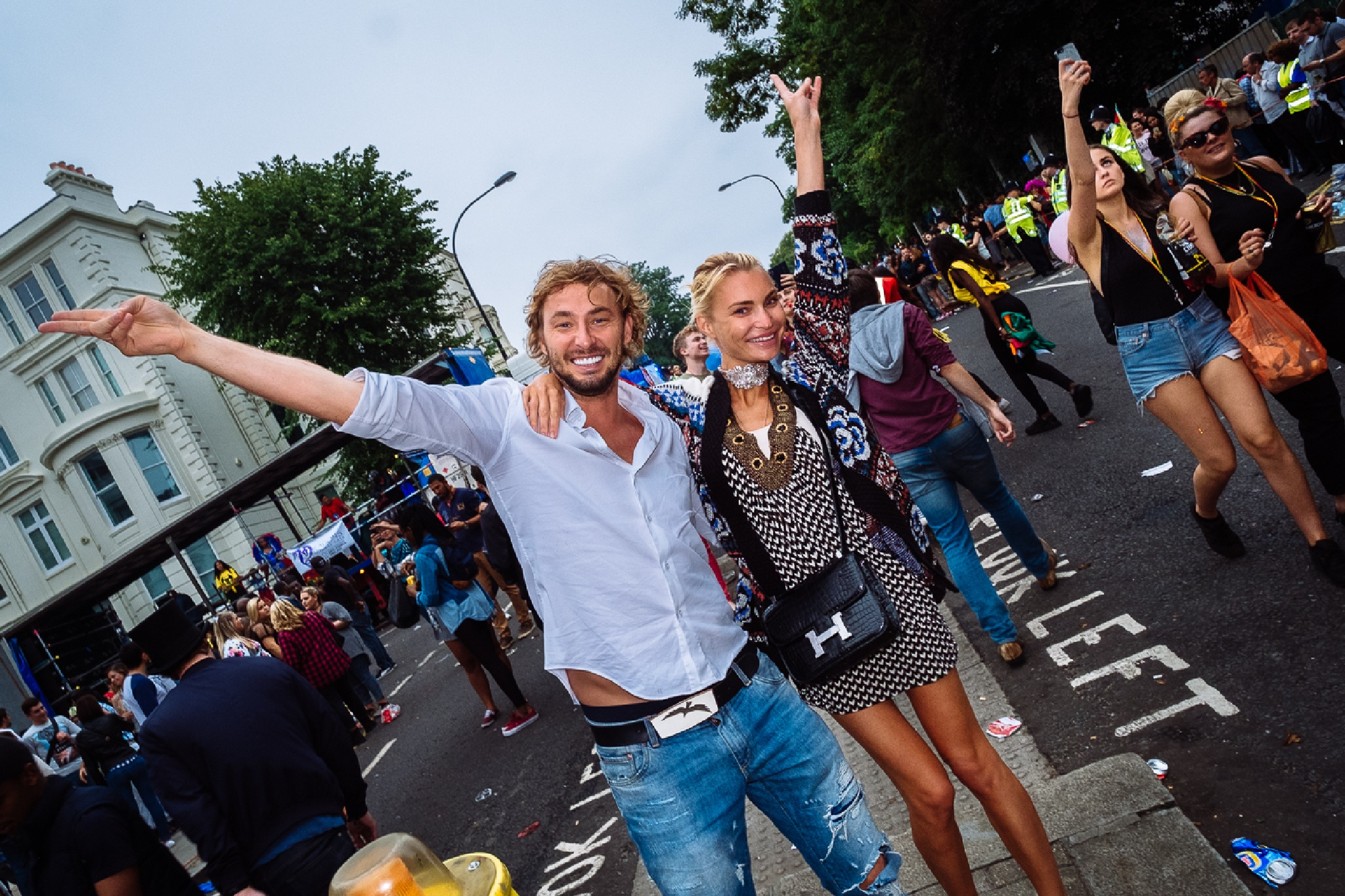 Notting Hill Carnival by AidanCK