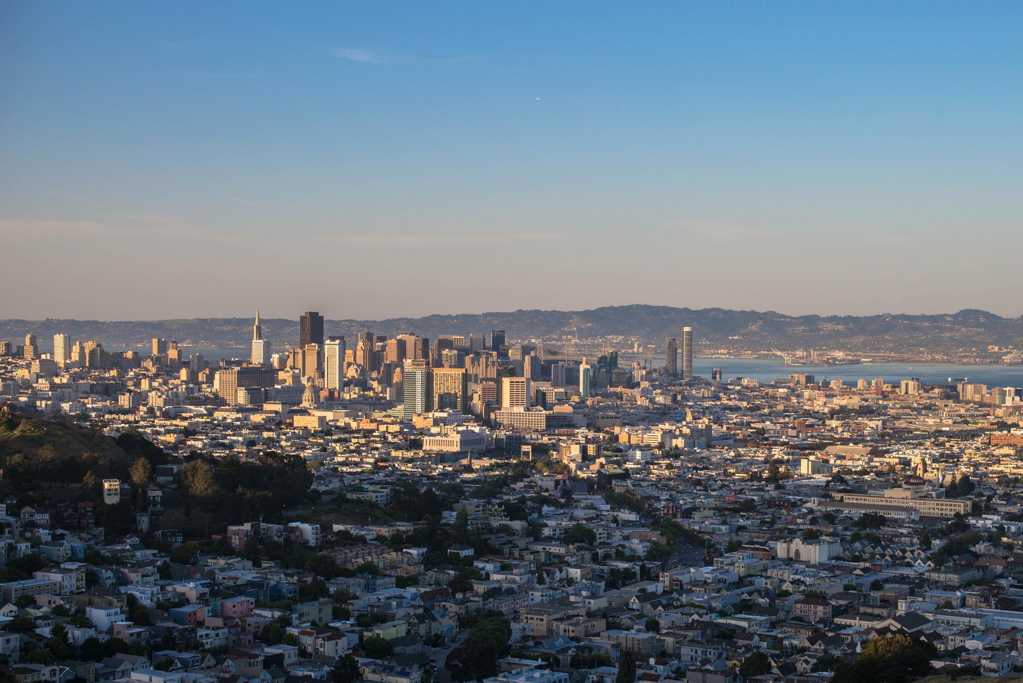 San Francisco Downtown by kubota.y