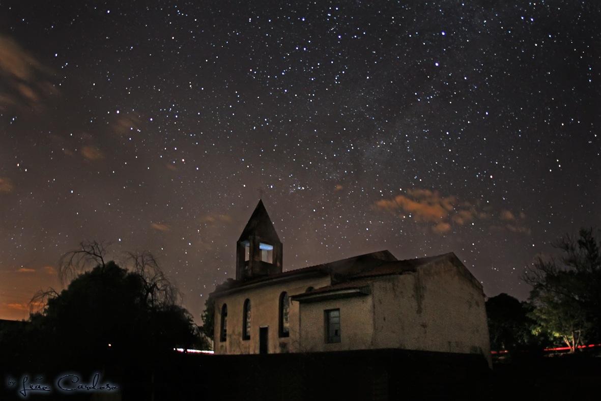 Uma noite na Capela Zapata by leao.cardoso