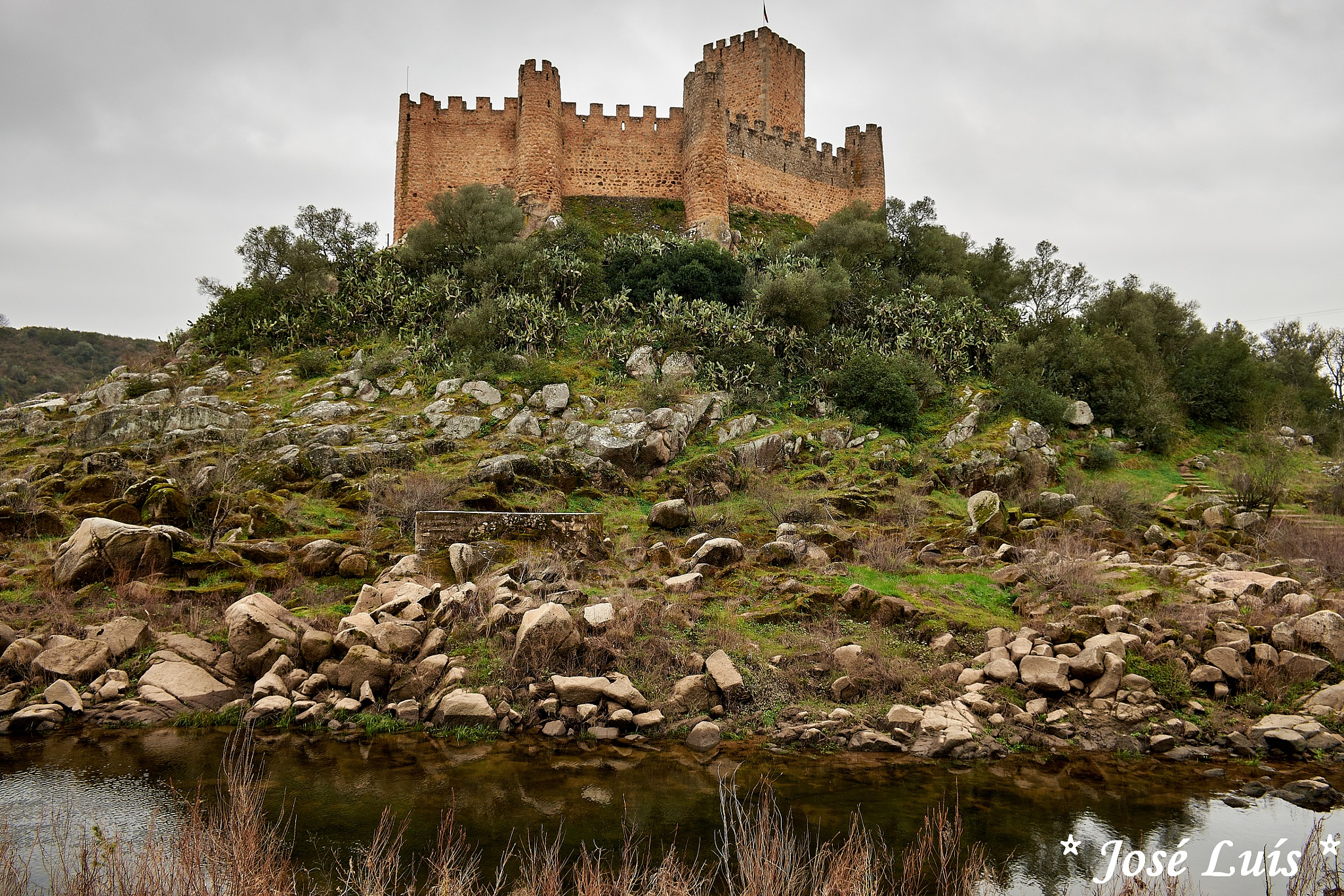 Almourol by jose.downlord