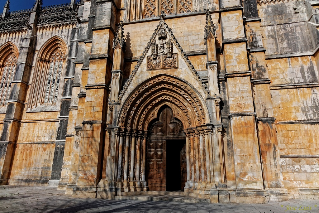 Mosteiro da Batalha by jose.downlord