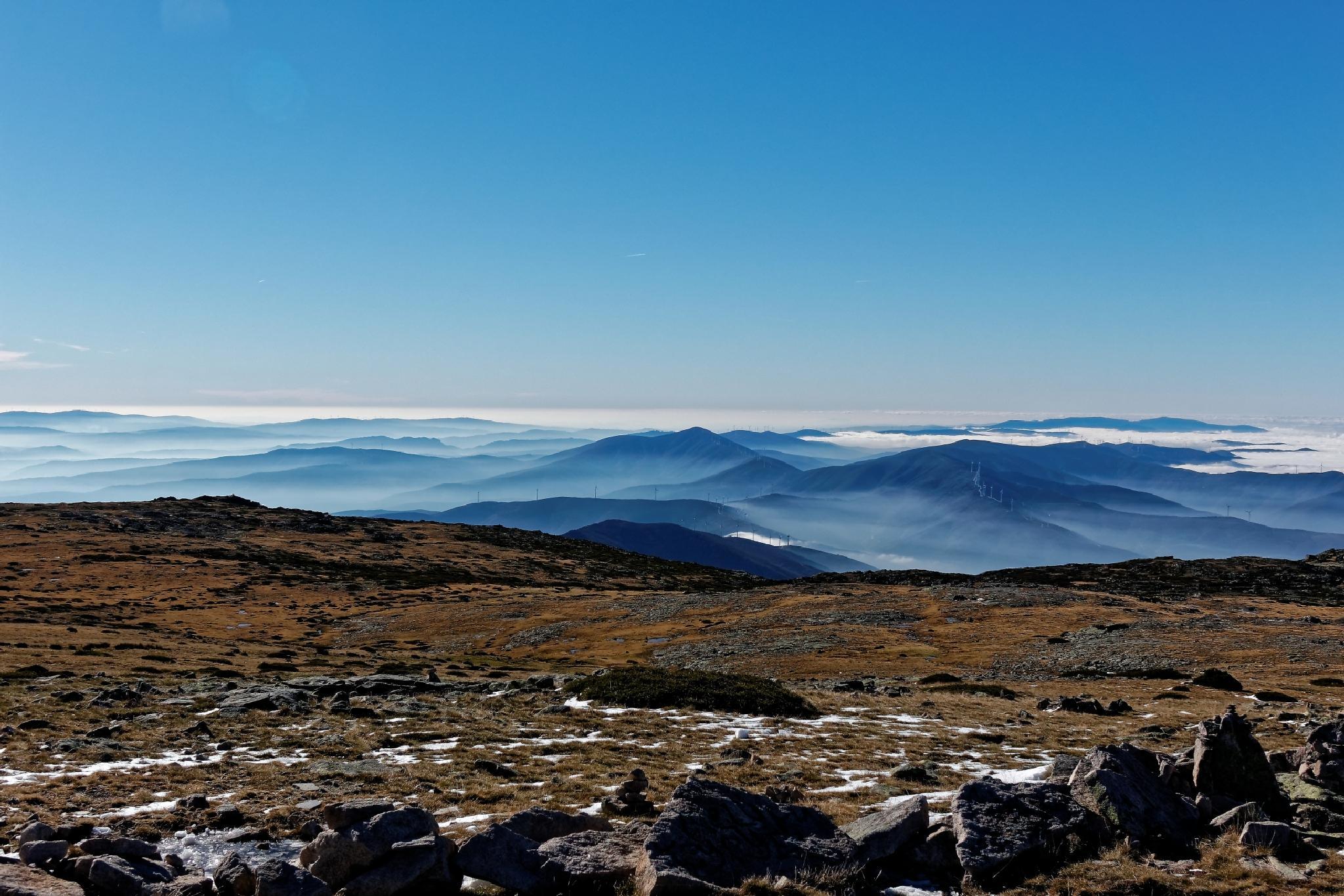 Serra da Estrela - Portugal by jose.downlord