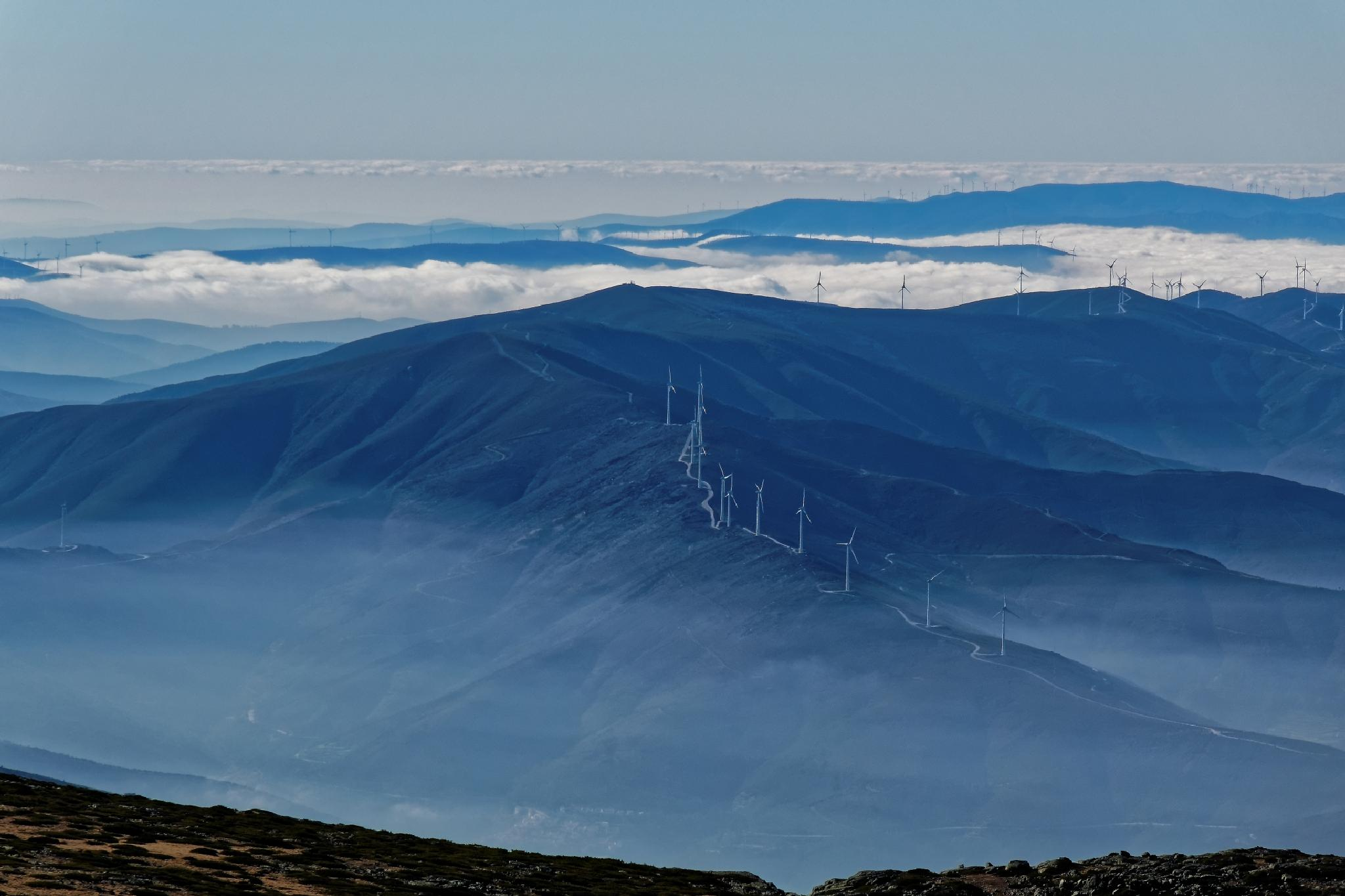 Photo in Landscape #estrela #nature #mountain #portugal