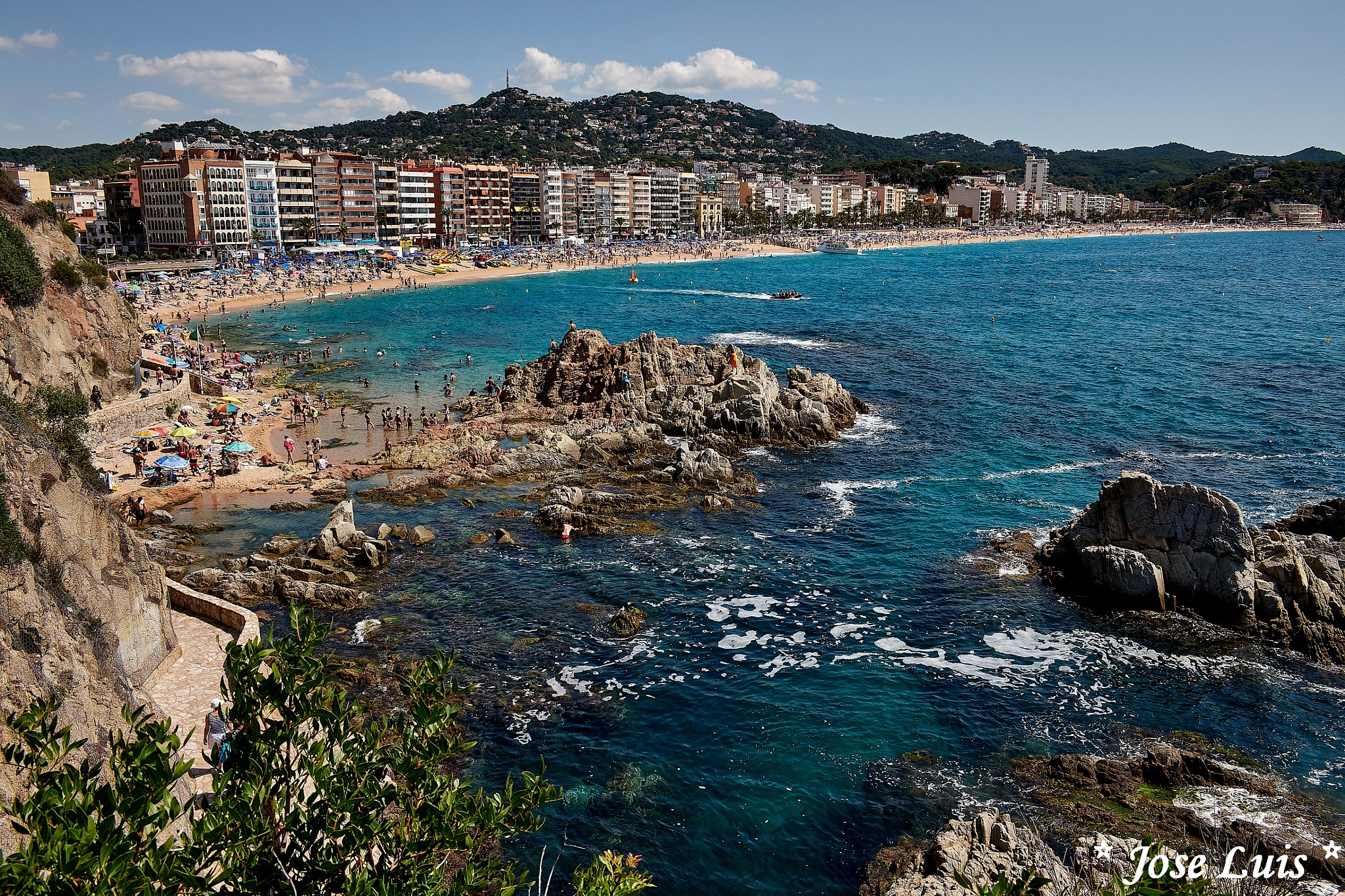 LLoret del Mar by jose.downlord