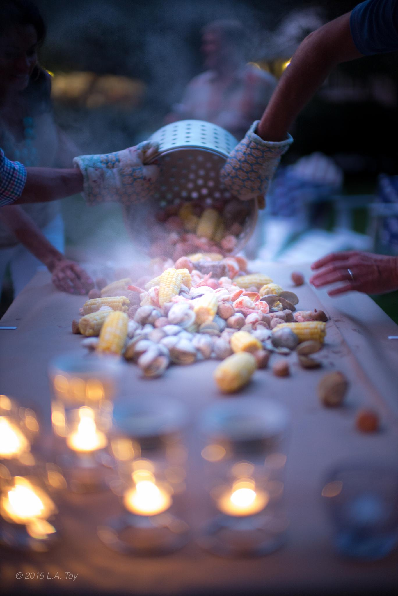 Photo in Food #food #picnic #summer #feast #leica #m240
