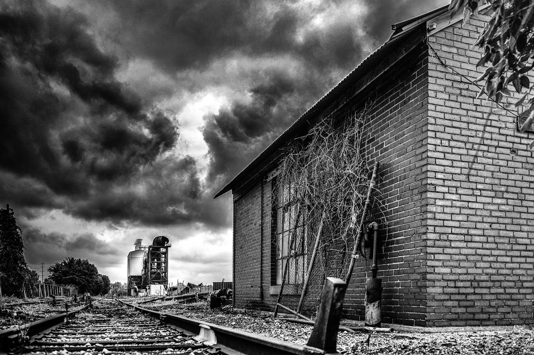 Railyard by L.A. Toy